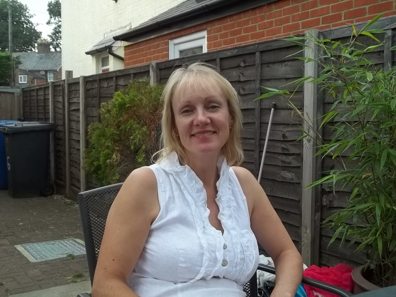 Mary ann from Ascot, United Kingdom
