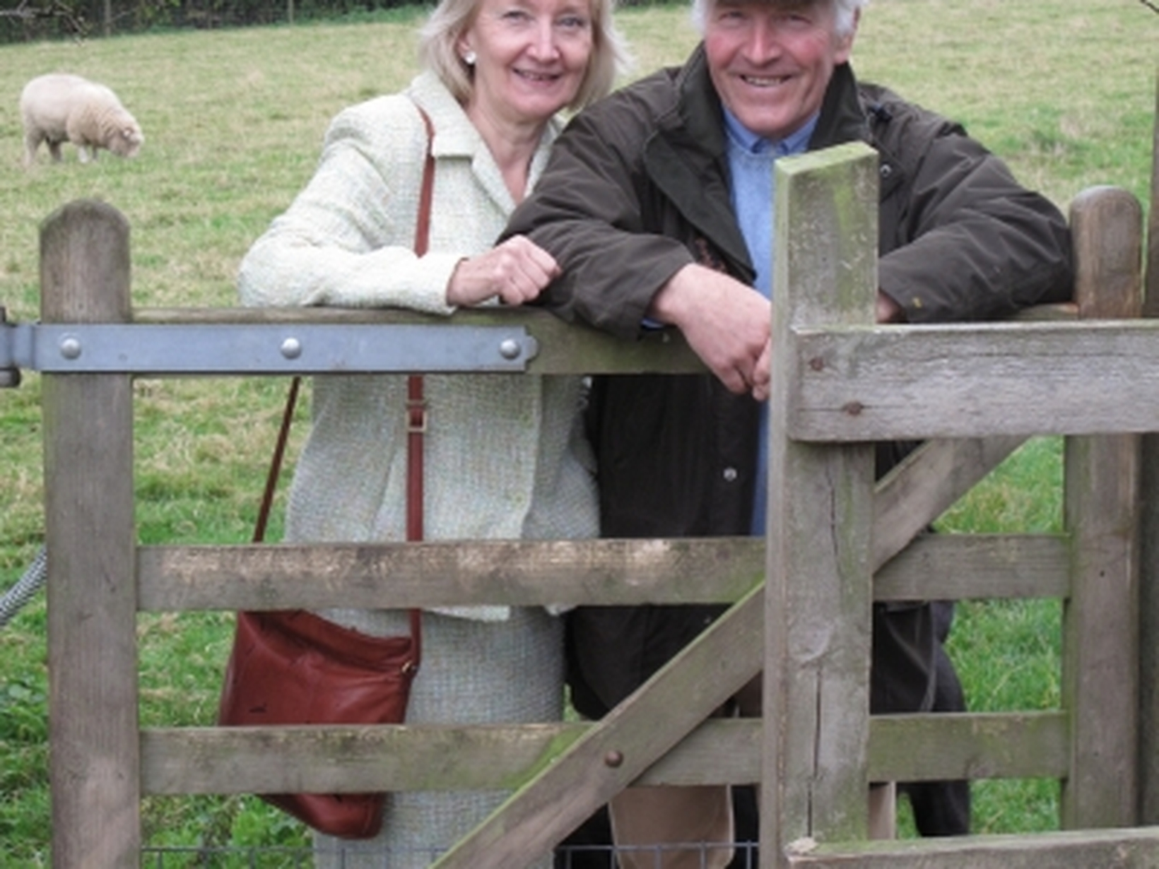 Terry & Rose from Yeovil, United Kingdom