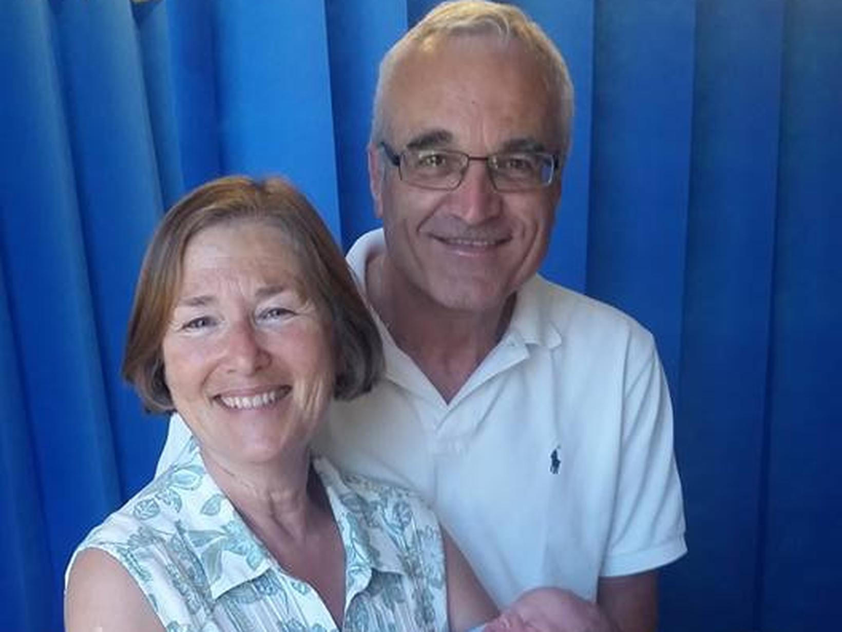 Terence & Jane from Plymouth, United Kingdom
