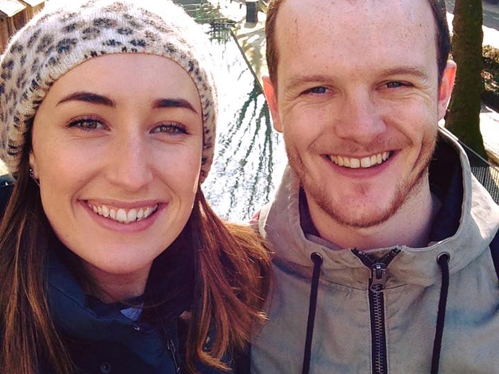 Hugh & Ruth from Kiliney, Ireland