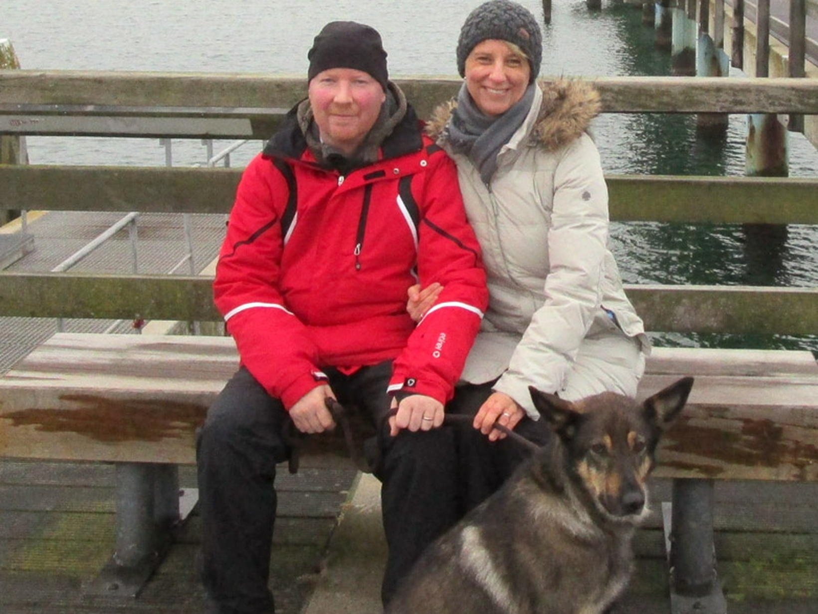 Sandra & Thorsten from Lüneburg, Germany