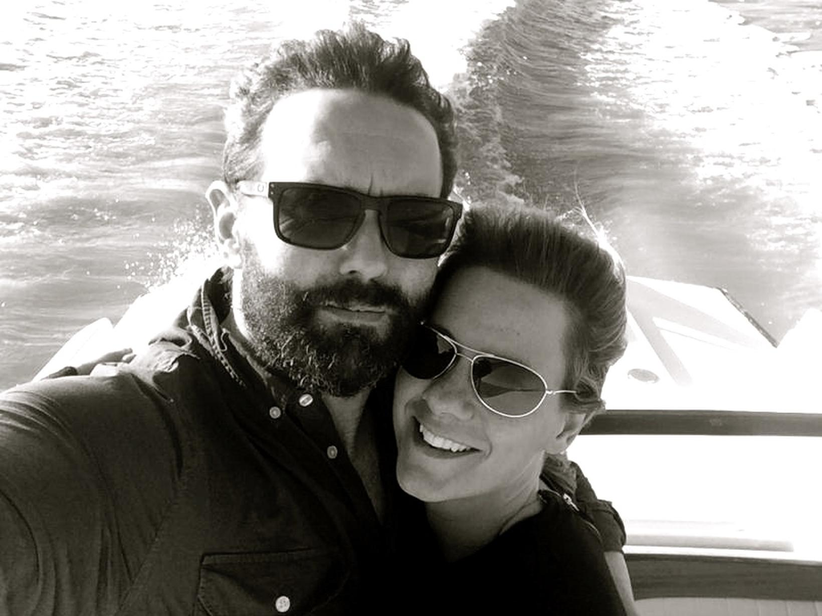 Jenny & Marcus from Hermitage, United Kingdom