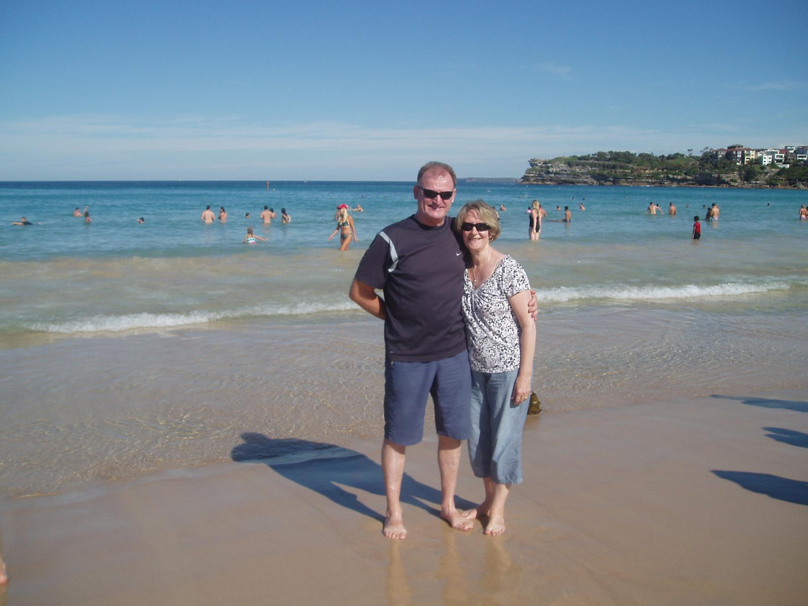 Wendy & Bob from Geelong, Victoria, Australia