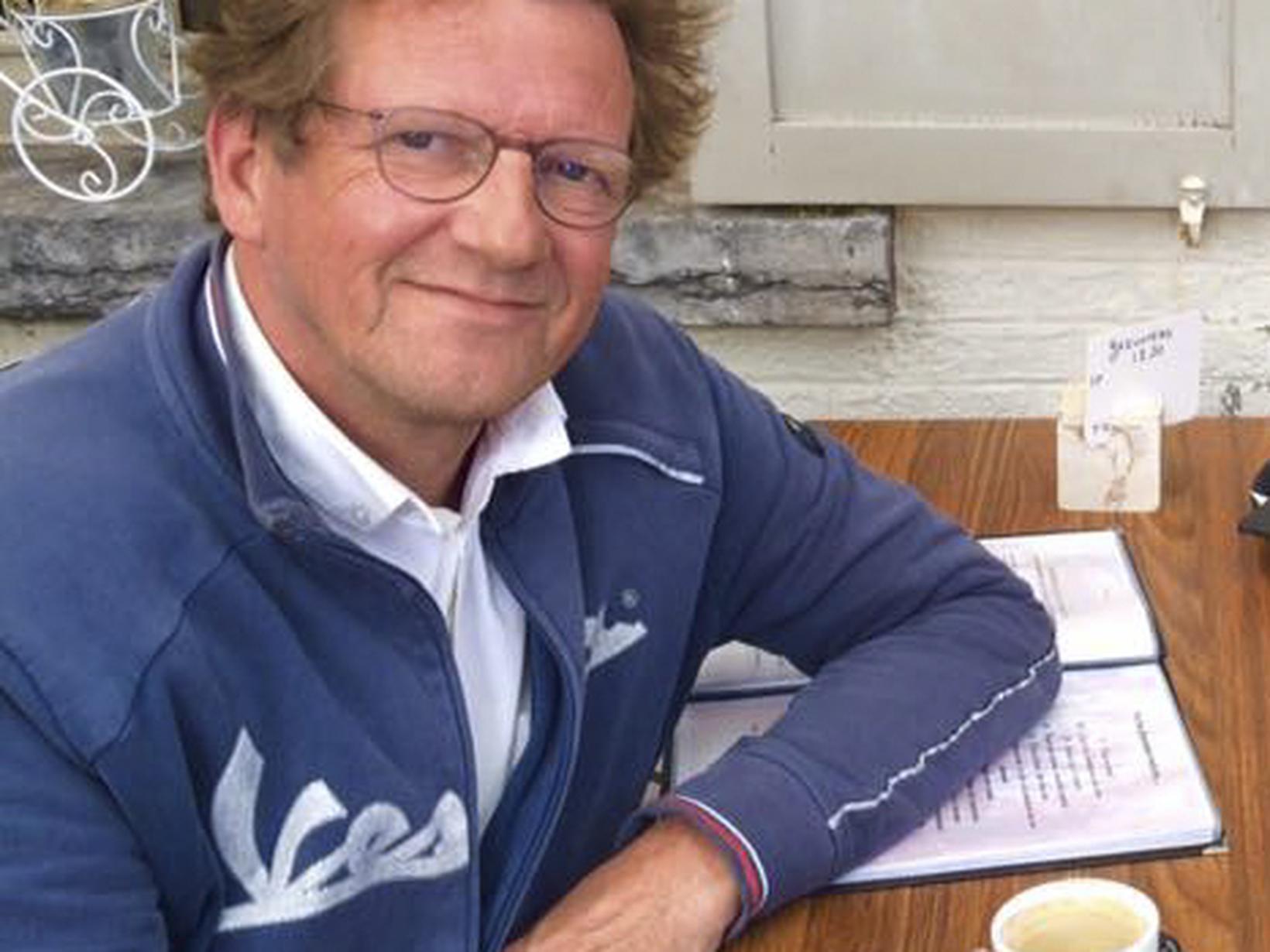Paul from Antwerpen, Belgium