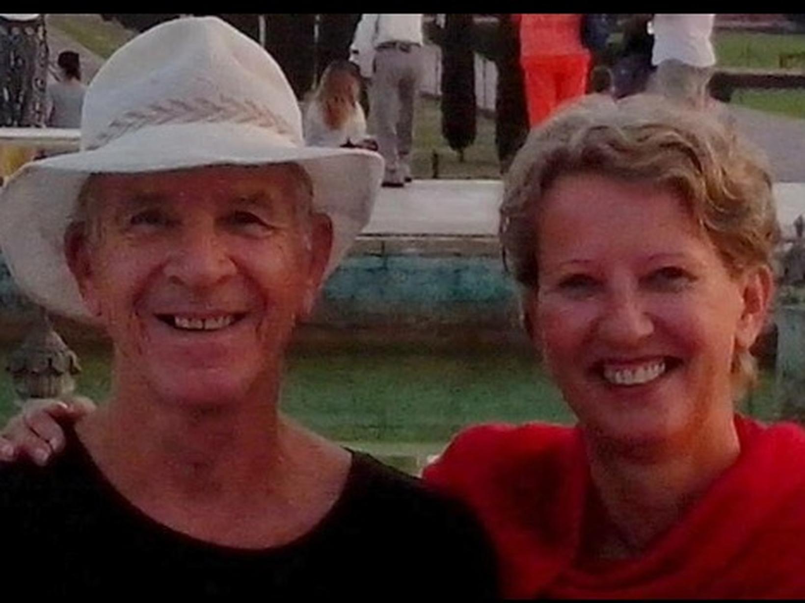 Sonja & James from London, United Kingdom