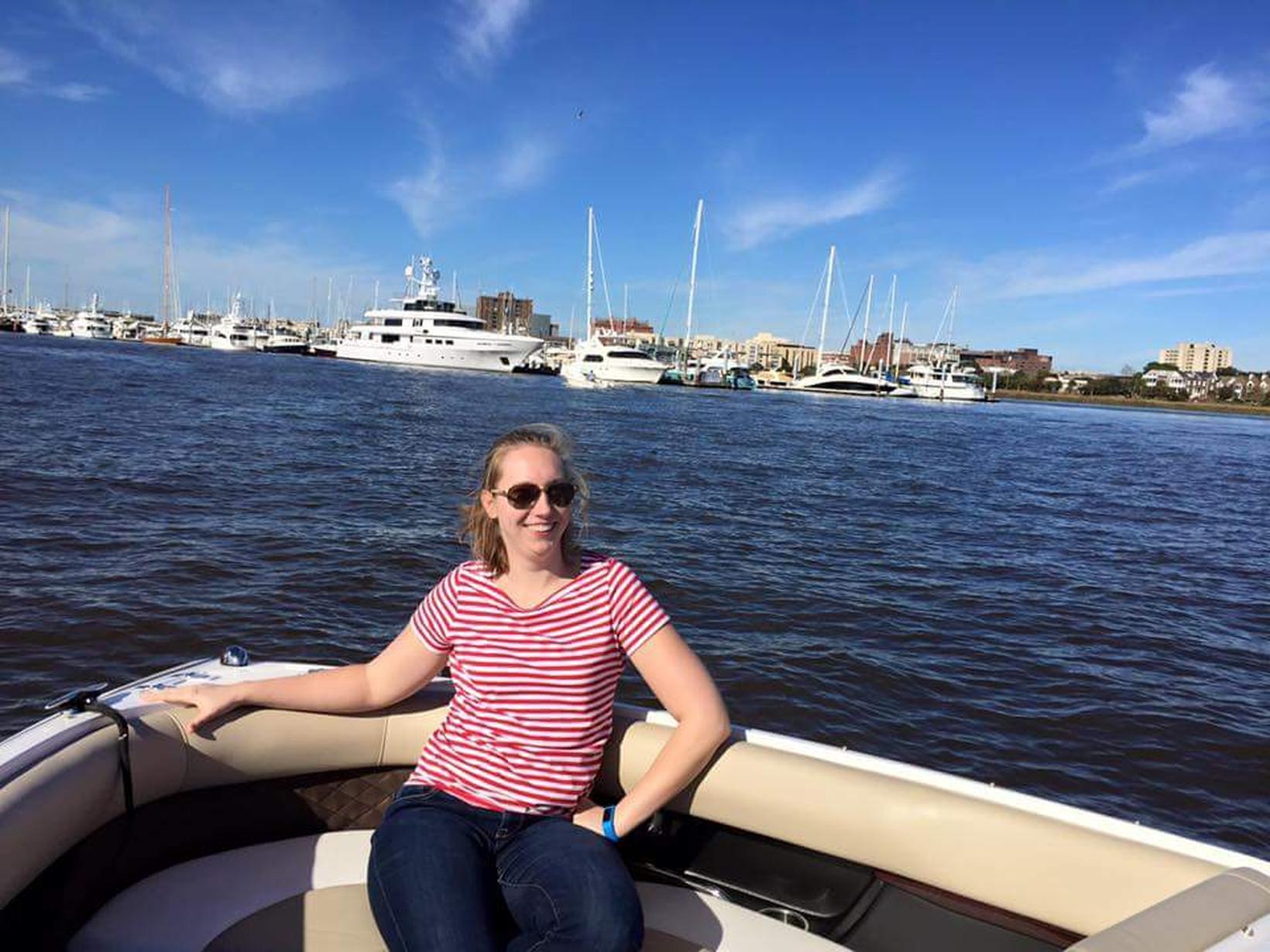 Katherine from Arlington, Massachusetts, United States