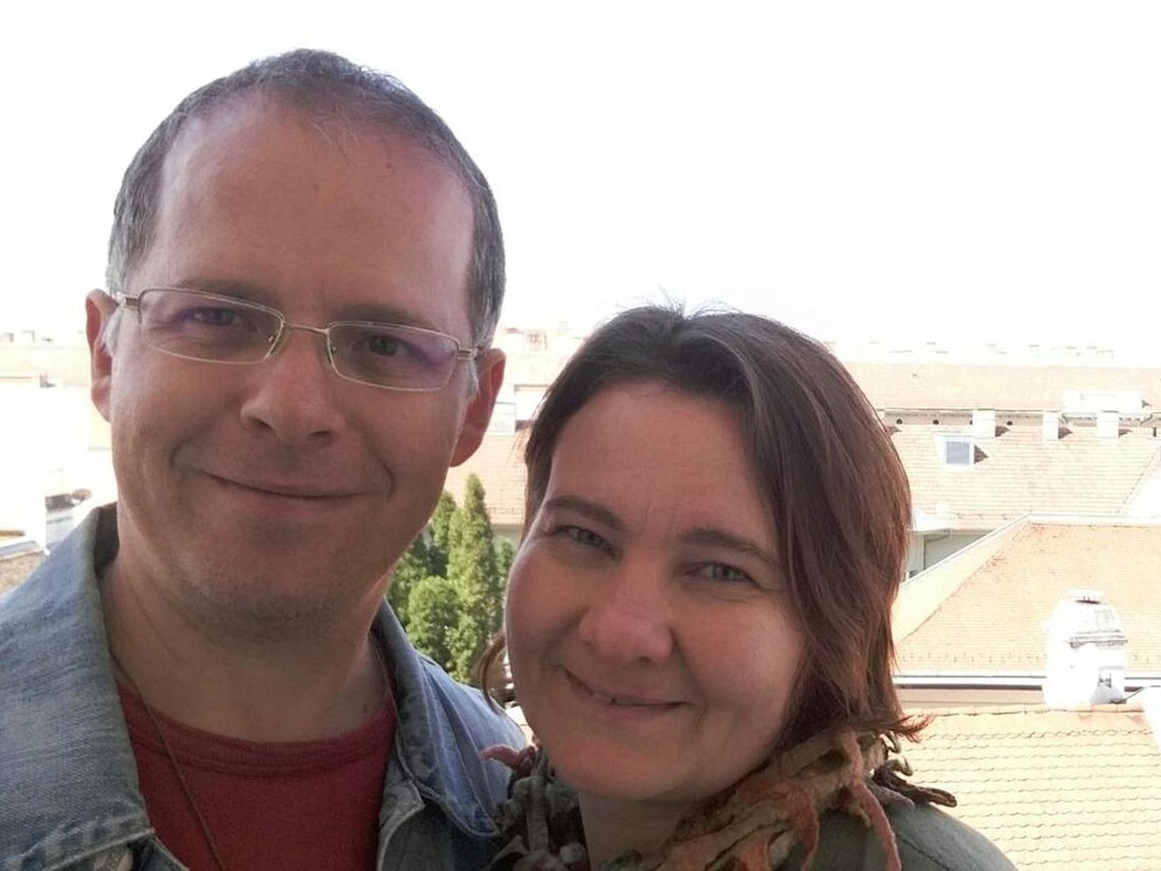 Bernadett & Jeno from Maidstone, United Kingdom