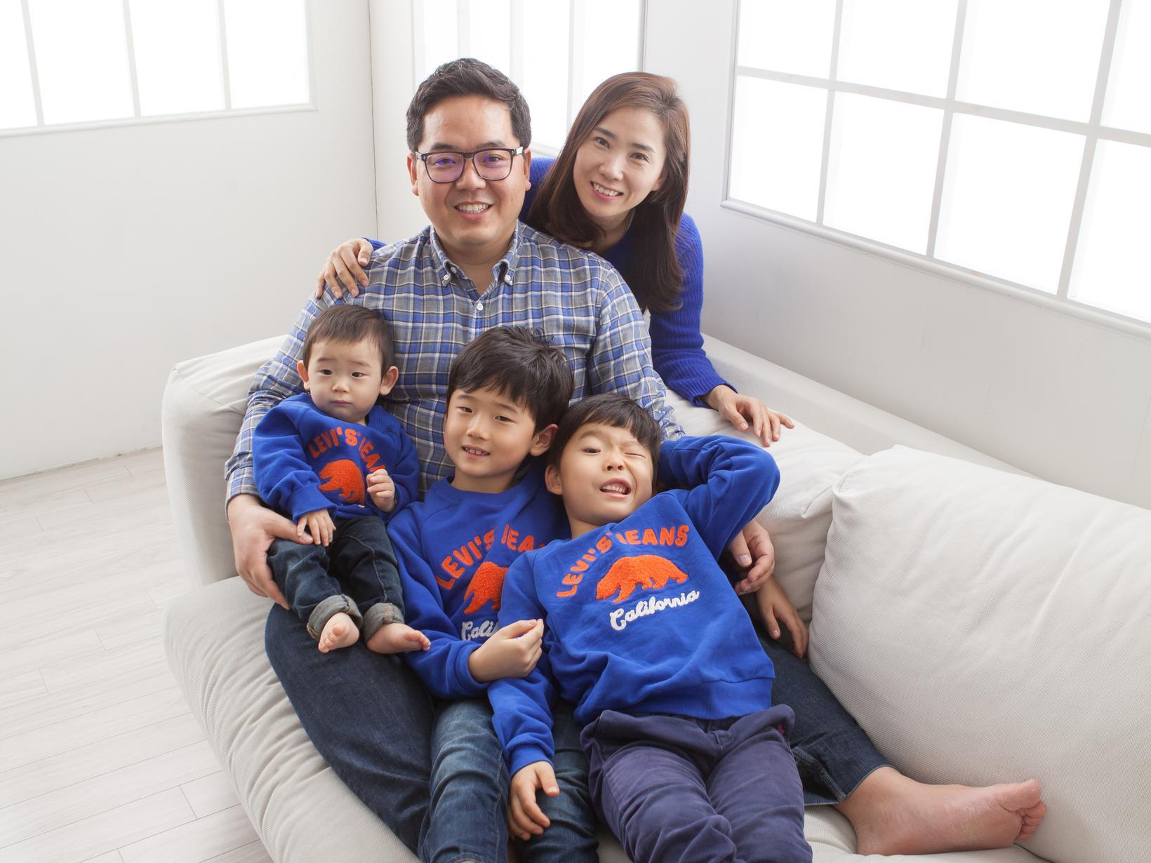 Jungmin & Donghee from Incheon, South Korea