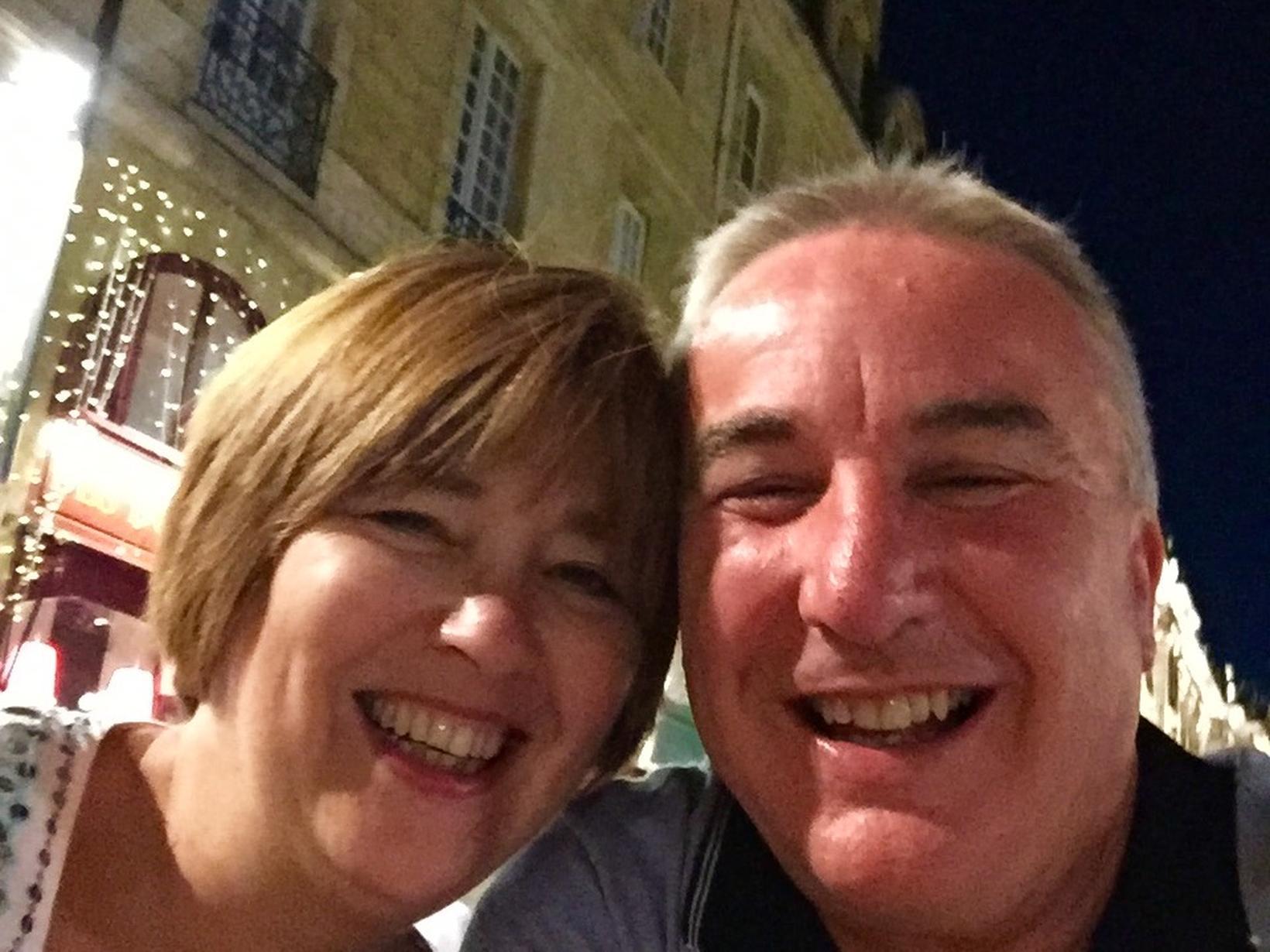 David & Stephanie from Port Talbot, United Kingdom