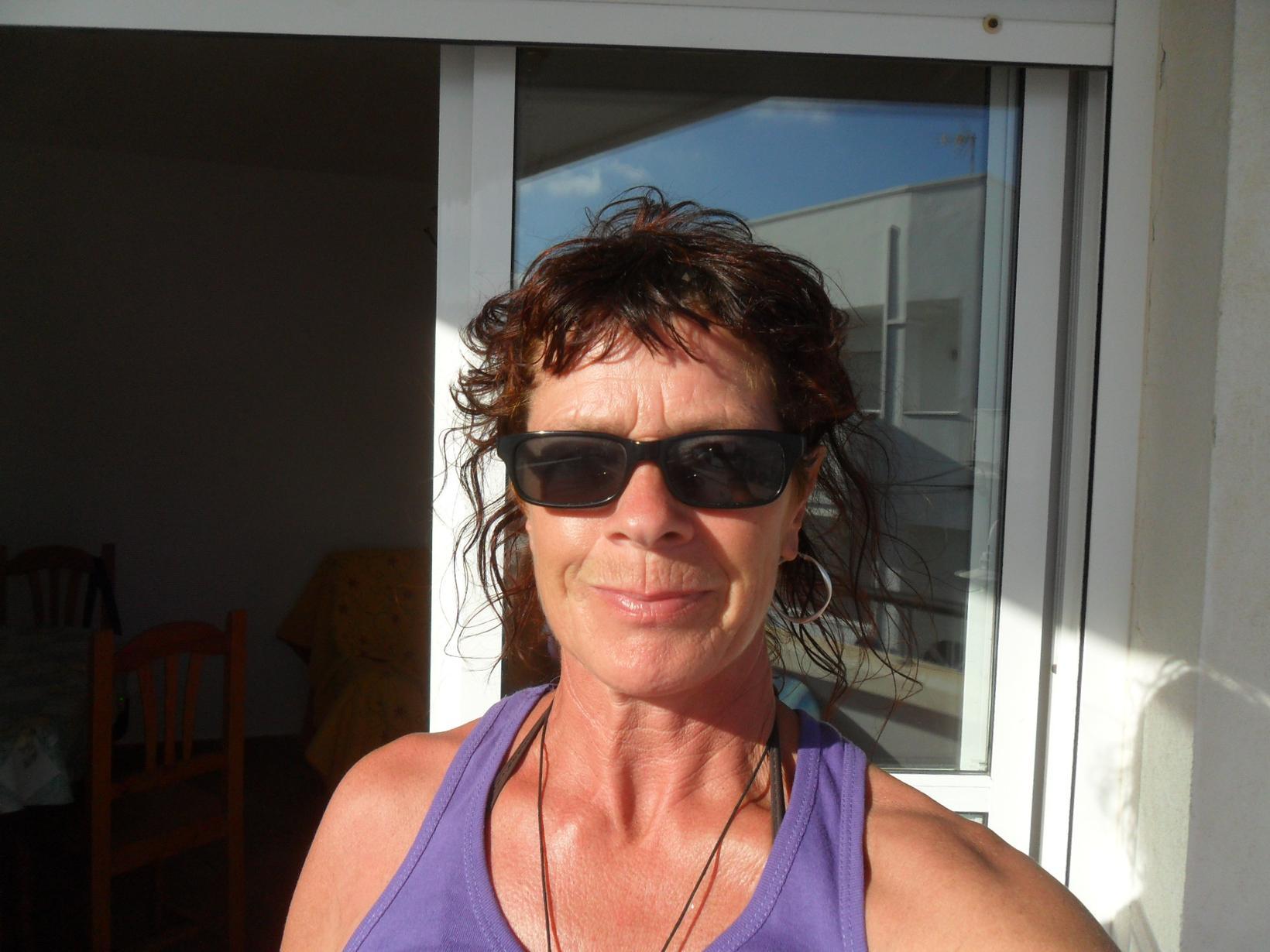 Jenny from Órjiva, Spain