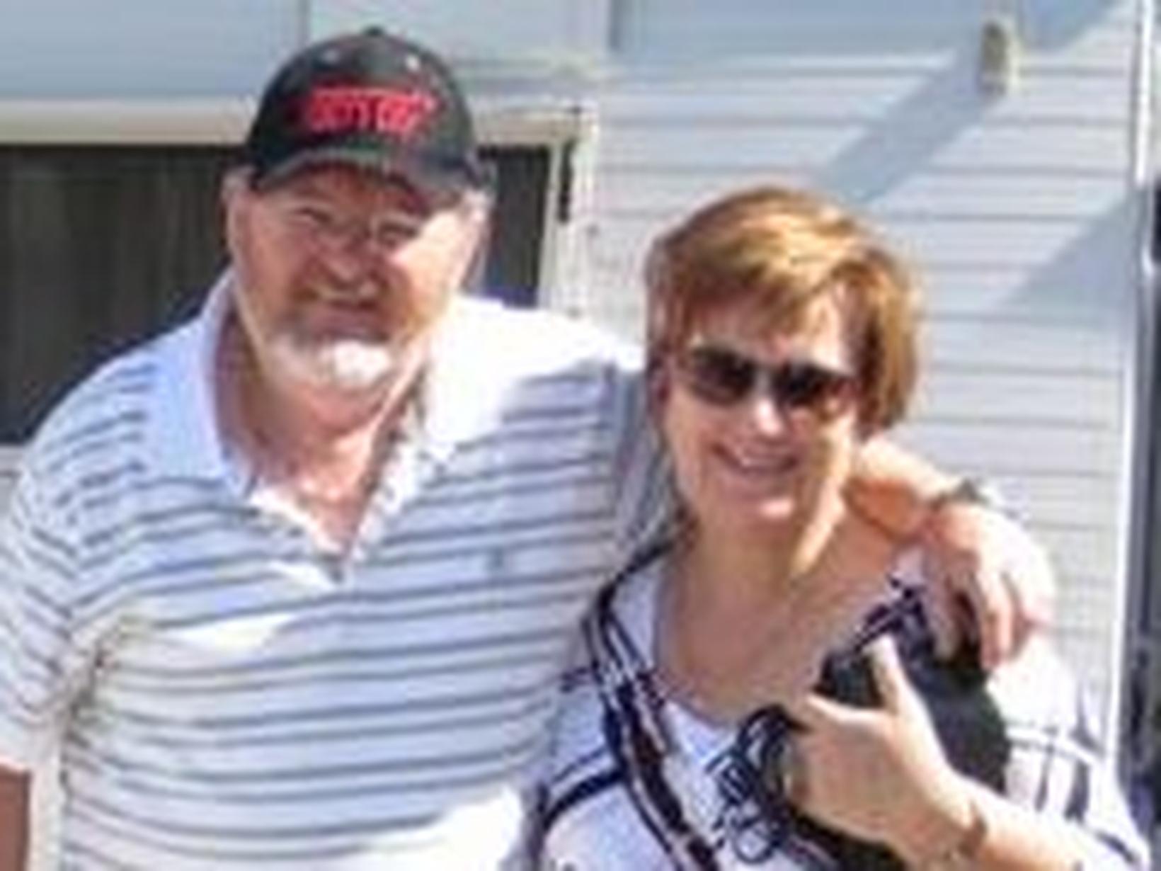 Russ & Janice from Canberra, Australian Capital Territory, Australia