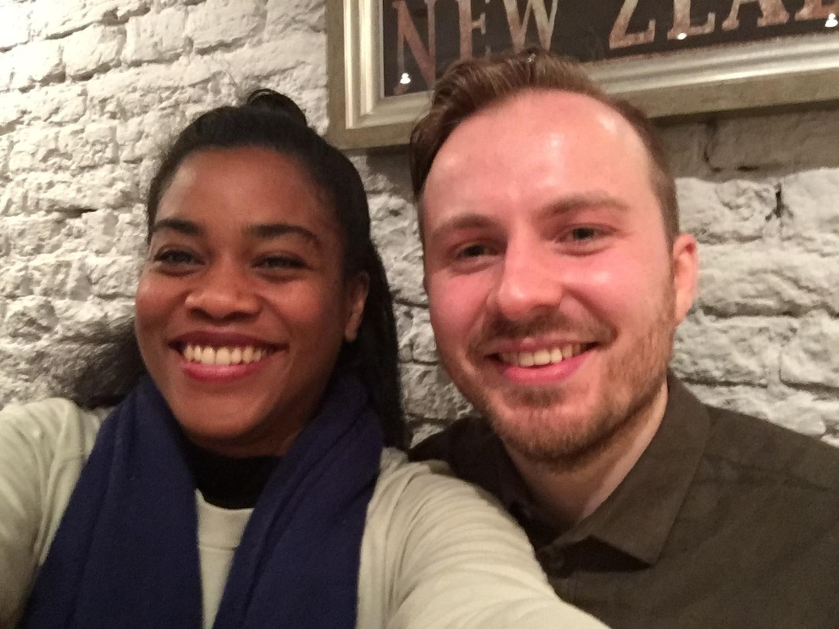 Daniel & Julia-beth from Amsterdam, Netherlands