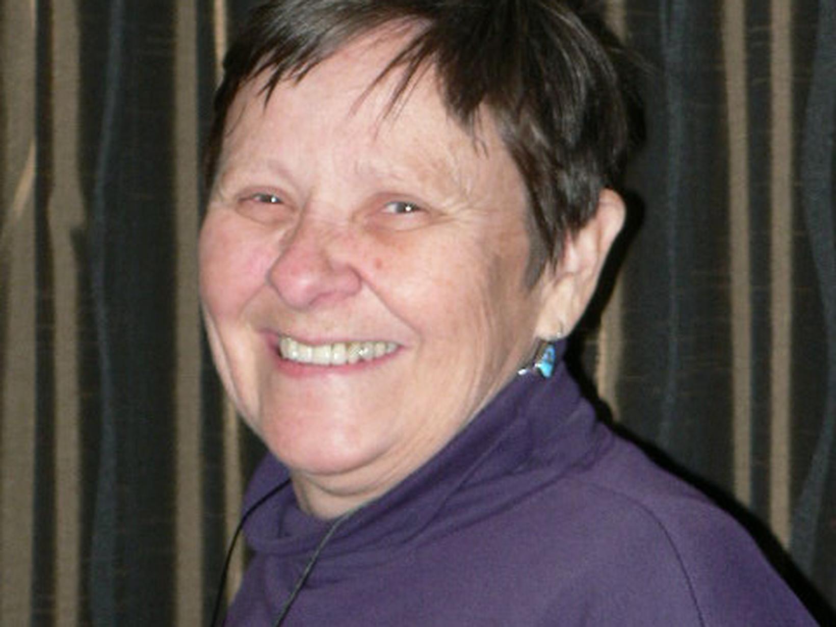 Rosemarie from Sherwood Park, Alberta, Canada