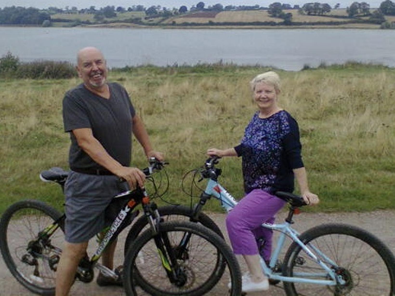 June & Richard from Northampton, United Kingdom