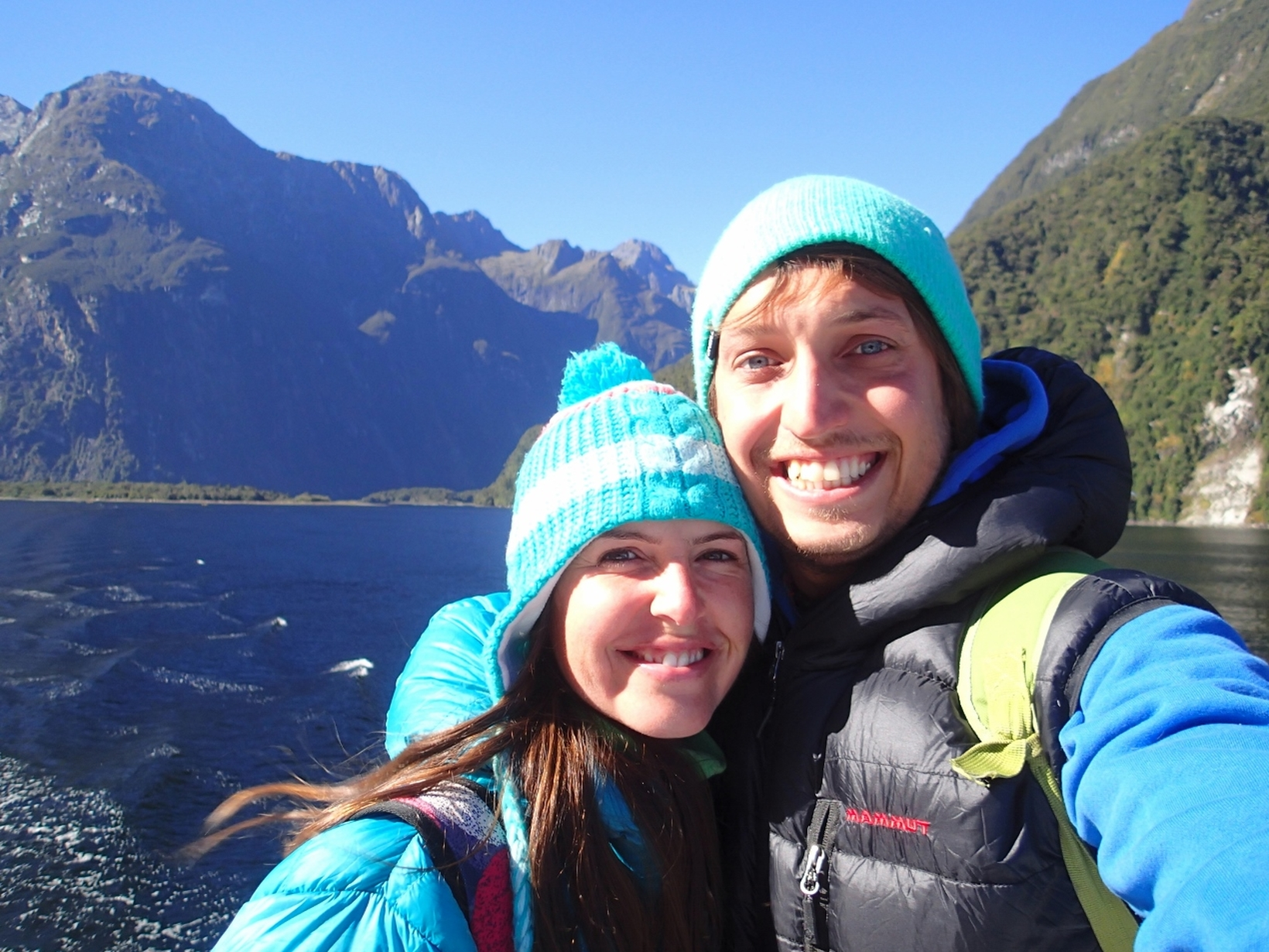 Claire & Daniel from Santiago, Chile
