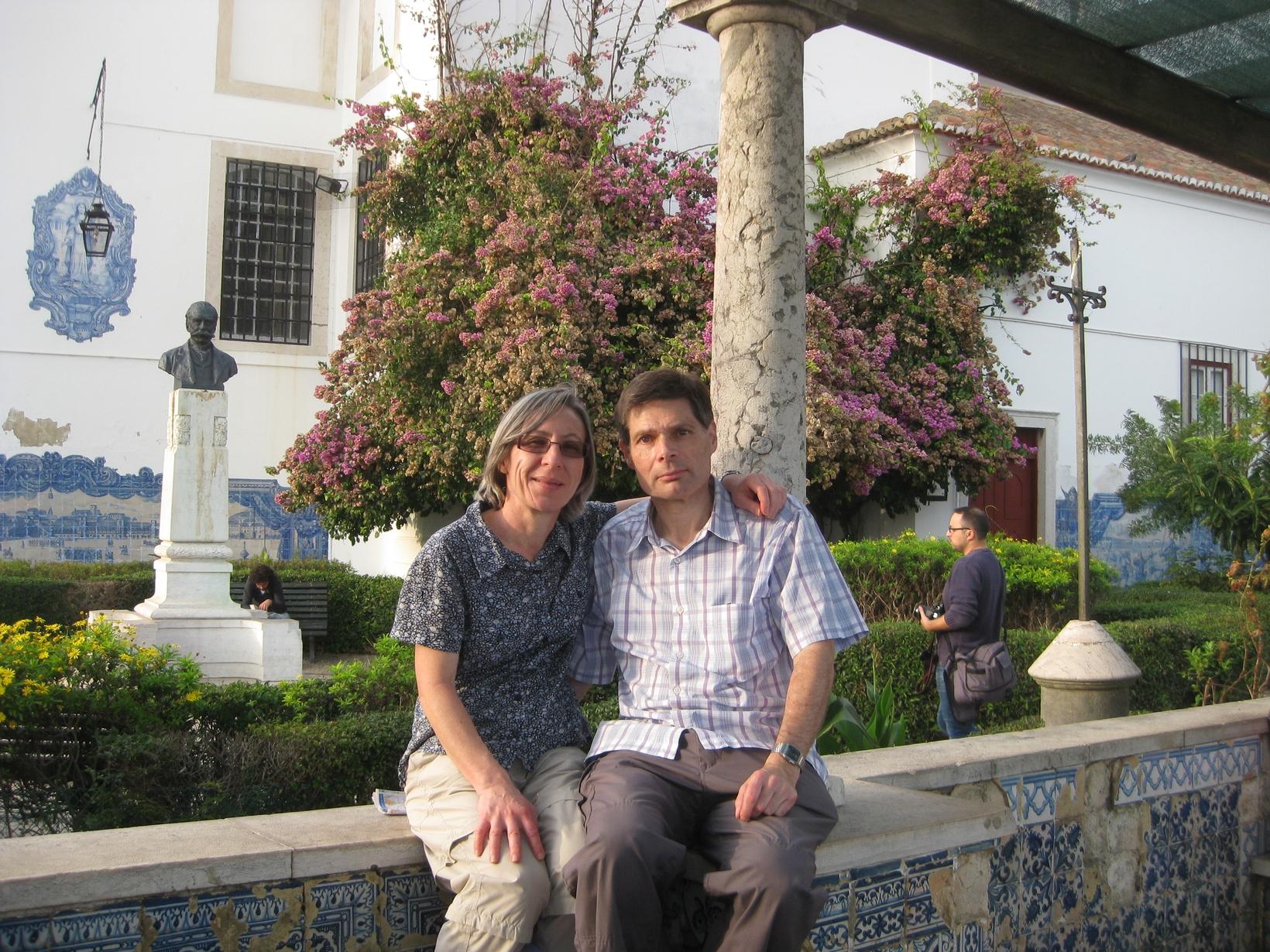 Gordon & Nicola from Sawbridgeworth, United Kingdom