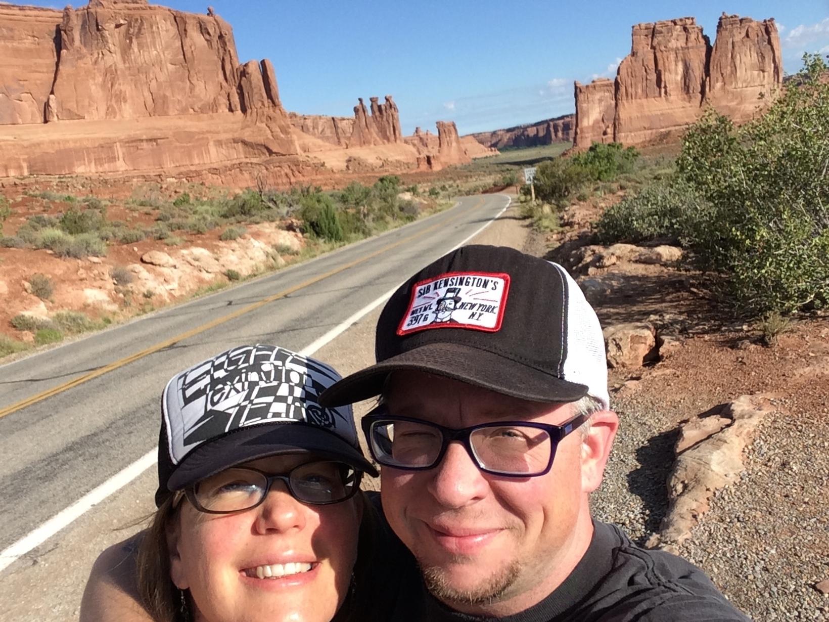 Zachary & Judith from Long Beach, California, United States