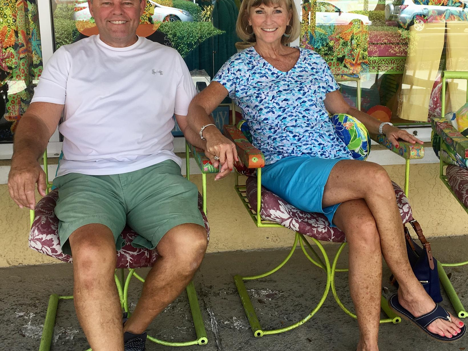 Robert & Kate from Richmond, Virginia, United States