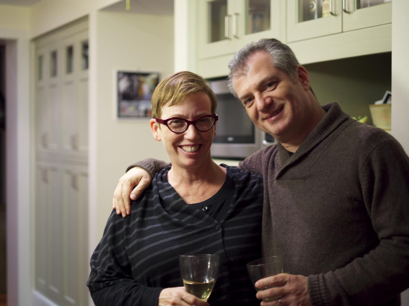 Daniel & Ellen from San Francisco, California, United States