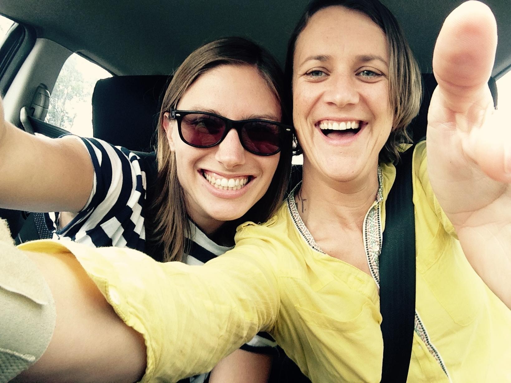 Leonie & Nicole from Sydney, New South Wales, Australia