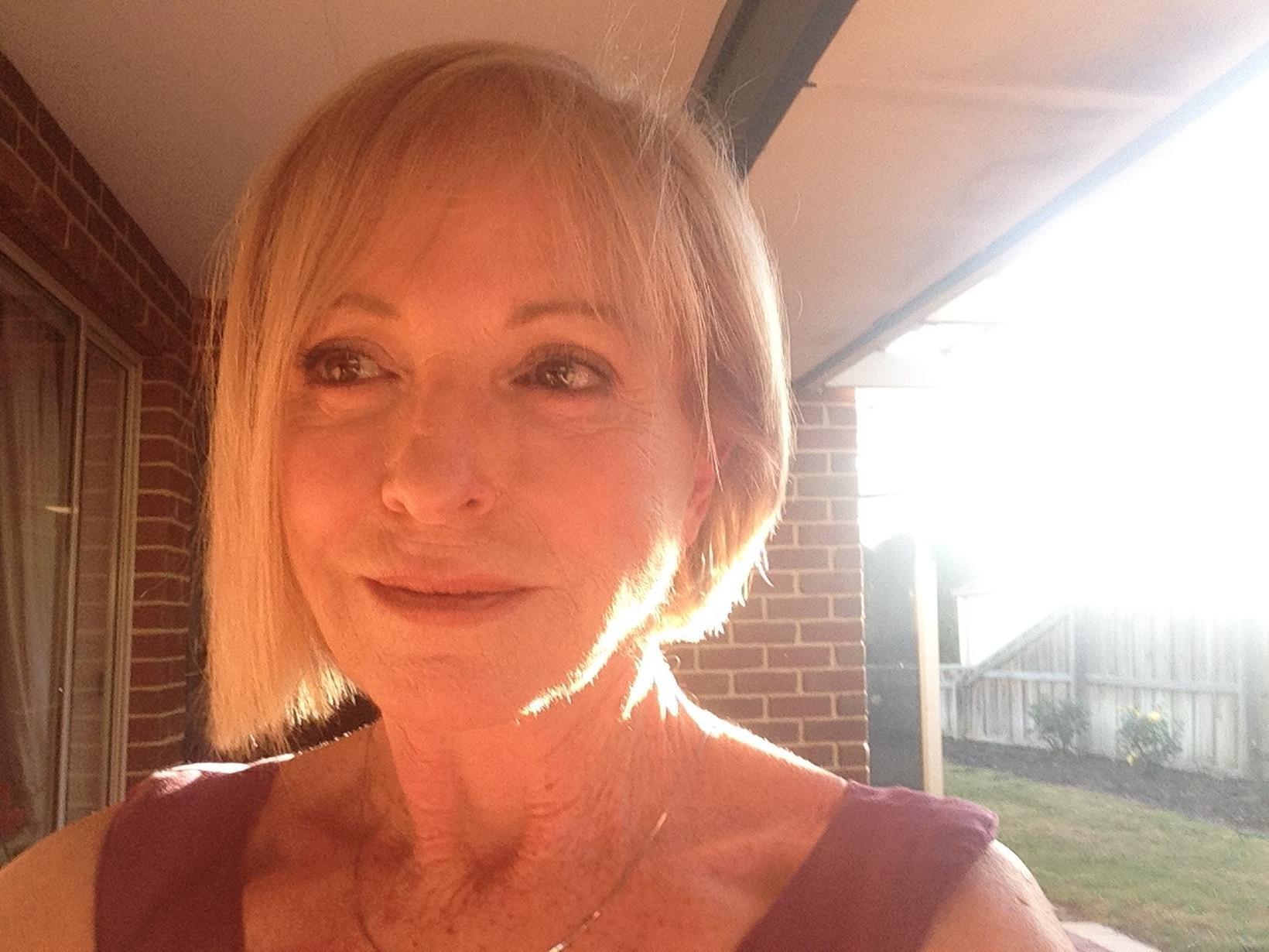 Carol from Perth, Western Australia, Australia