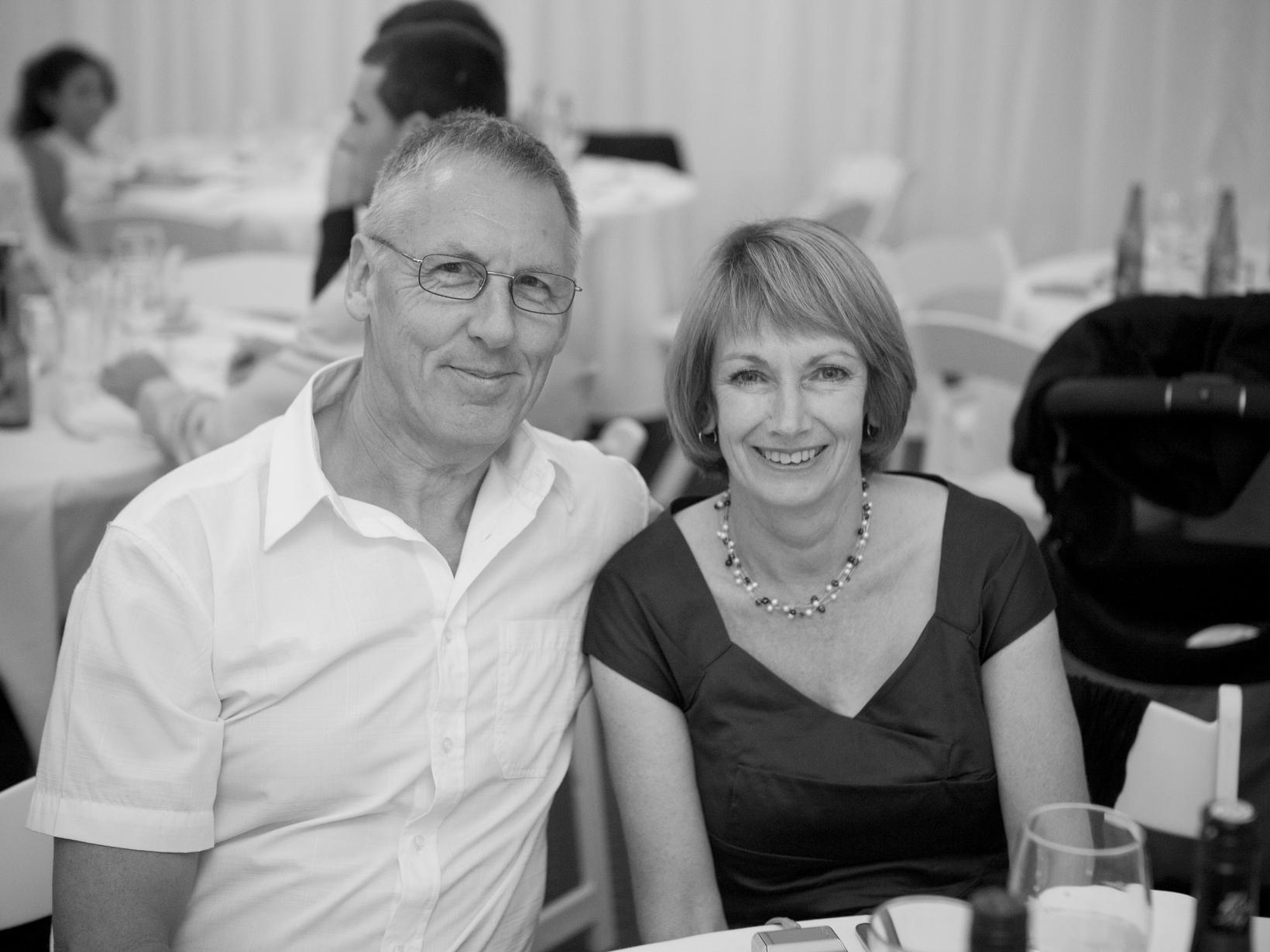Mike & Jenny from Kerikeri, New Zealand