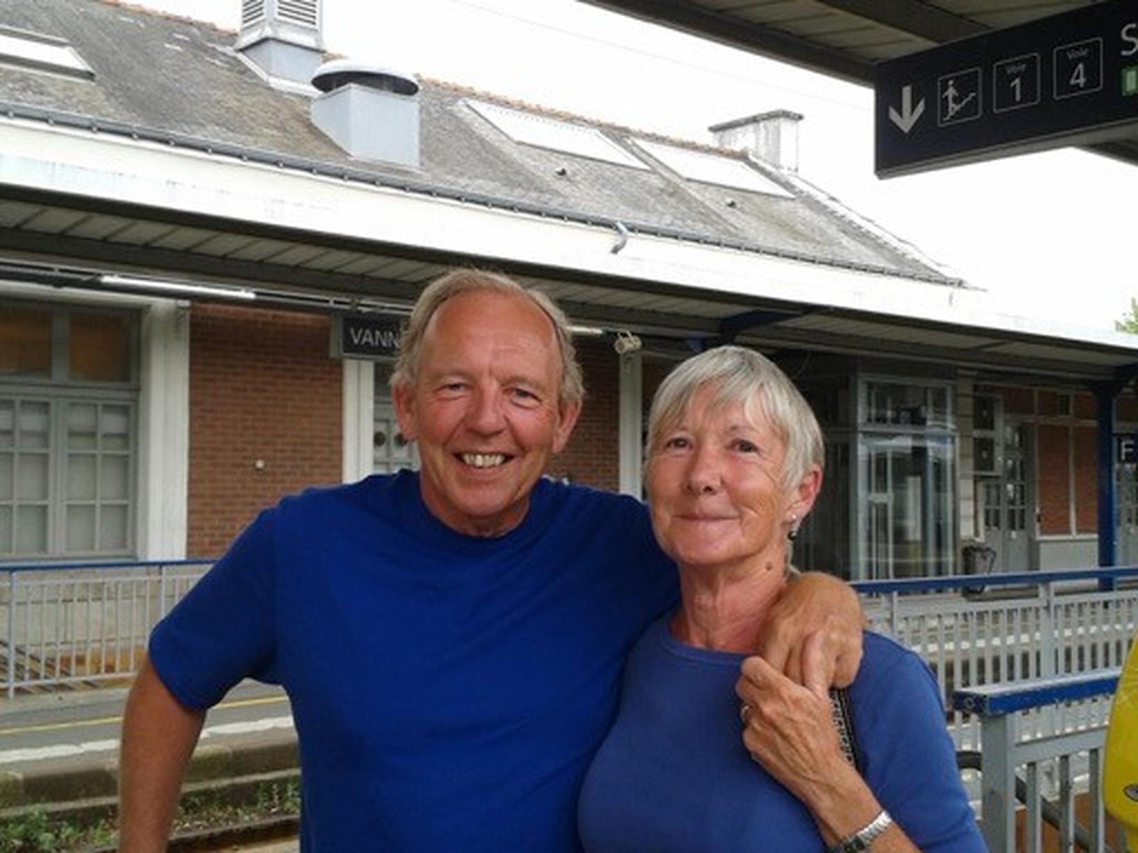 Michael & Barbara from Brockenhurst, United Kingdom