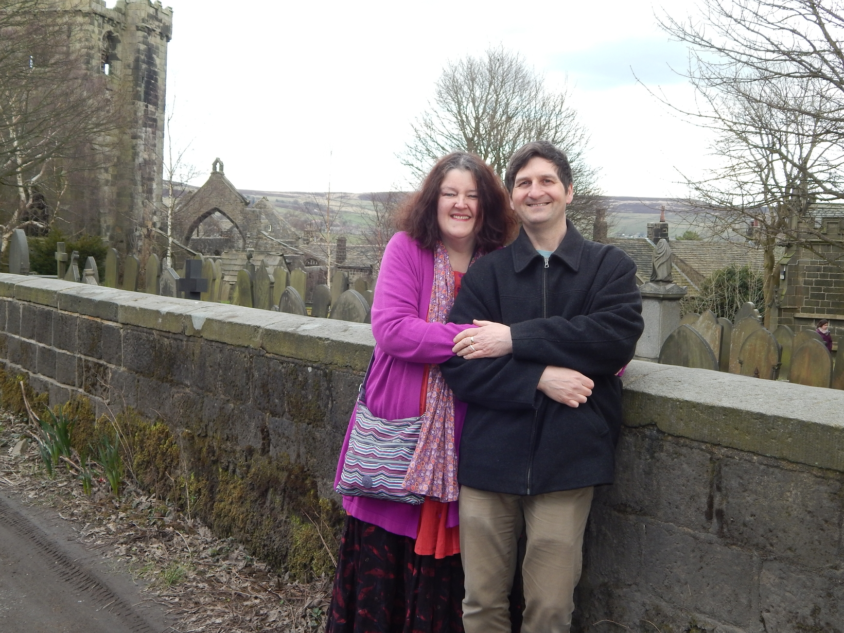 Simon & Christine from Wallasey, United Kingdom