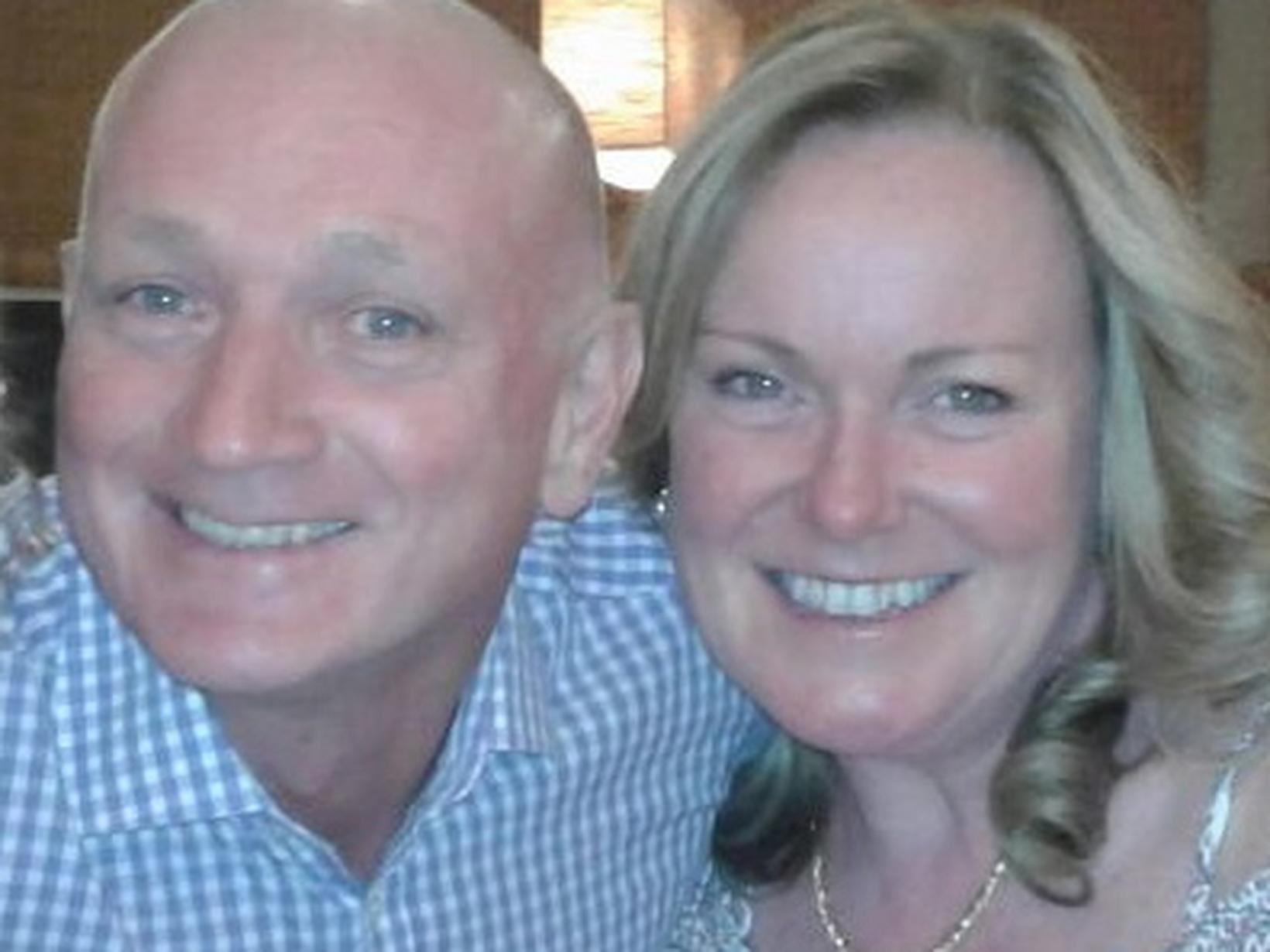Christine & Adrian from Liverpool, United Kingdom