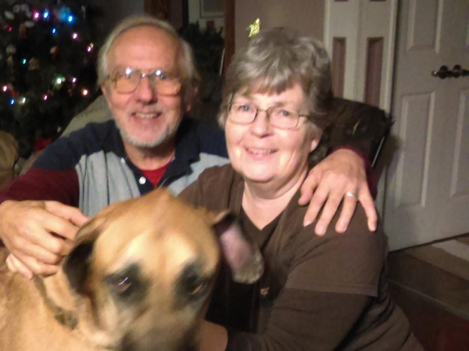 Barb & Russel from Peterborough, Ontario, Canada