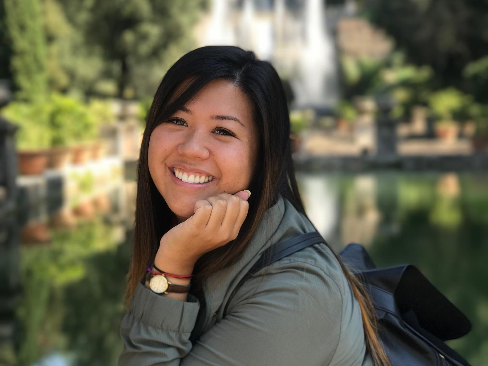 Monique from Pasadena, California, United States