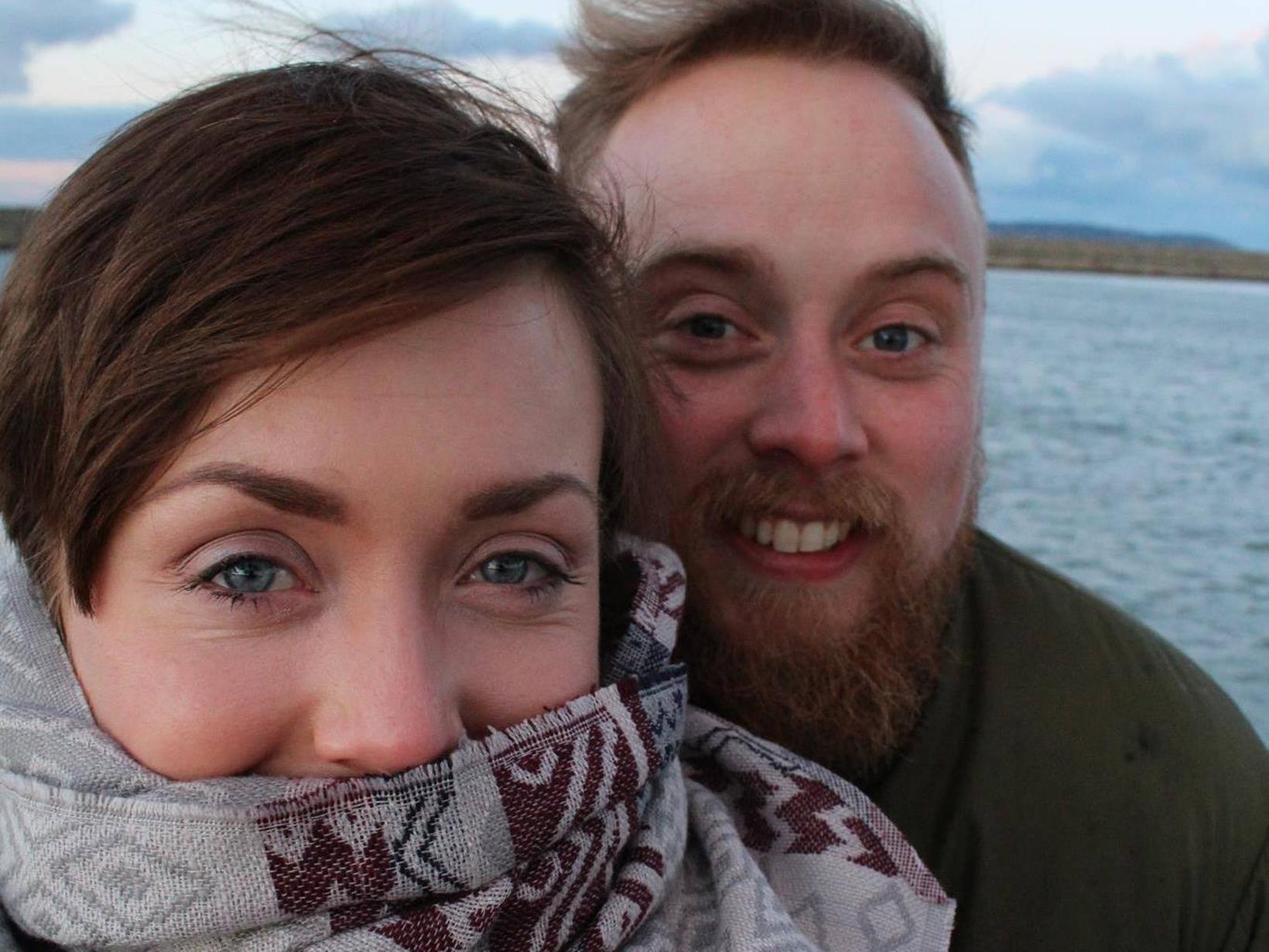 Corinne & Dean from Dublin, Ireland