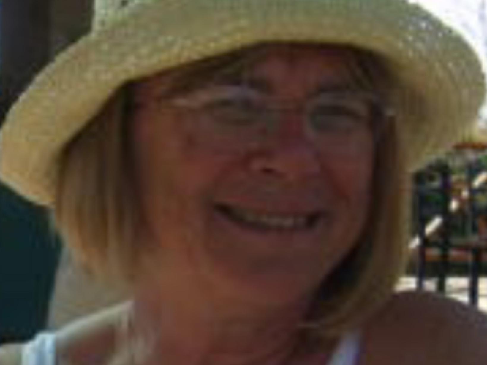 Susan from Weymouth, United Kingdom
