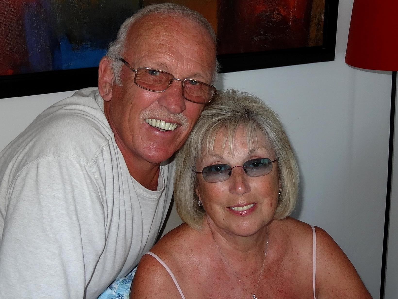 Lynda & Jon from Auckland, New Zealand
