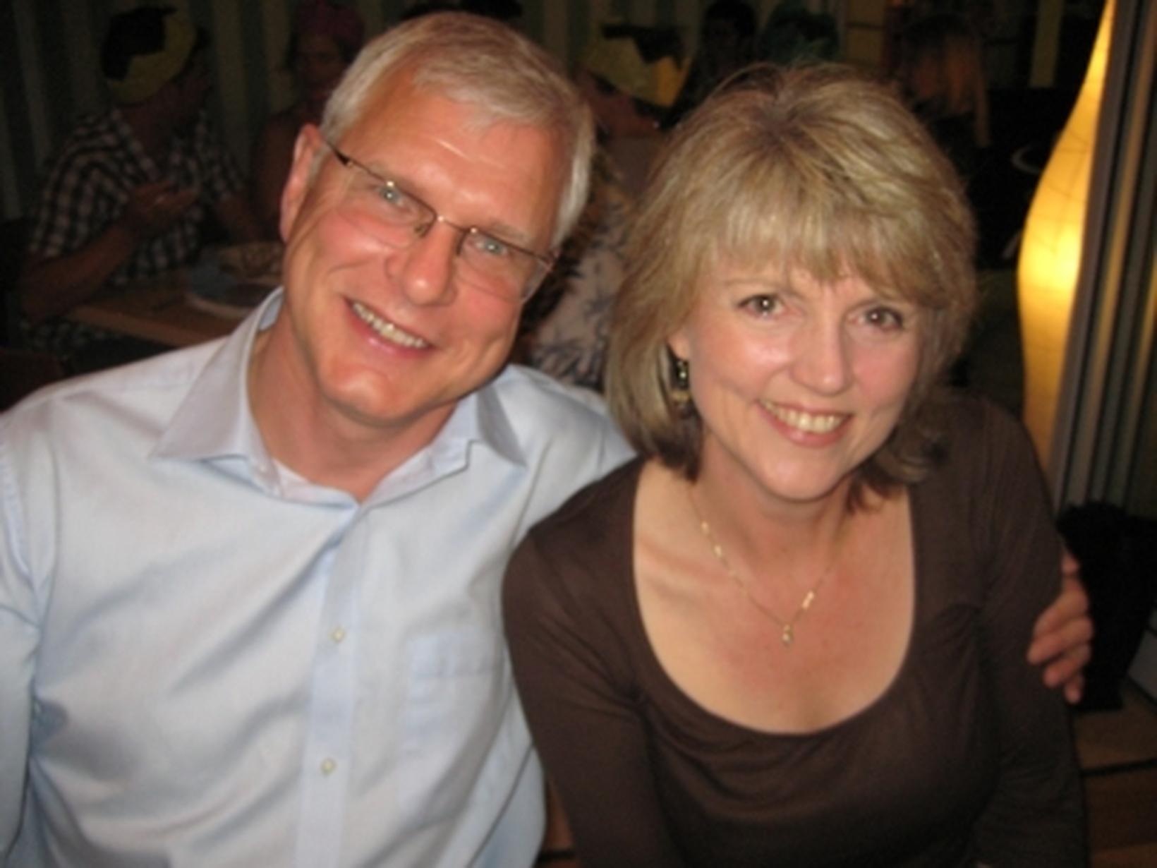 Lyn & Ulf from Busselton, Western Australia, Australia