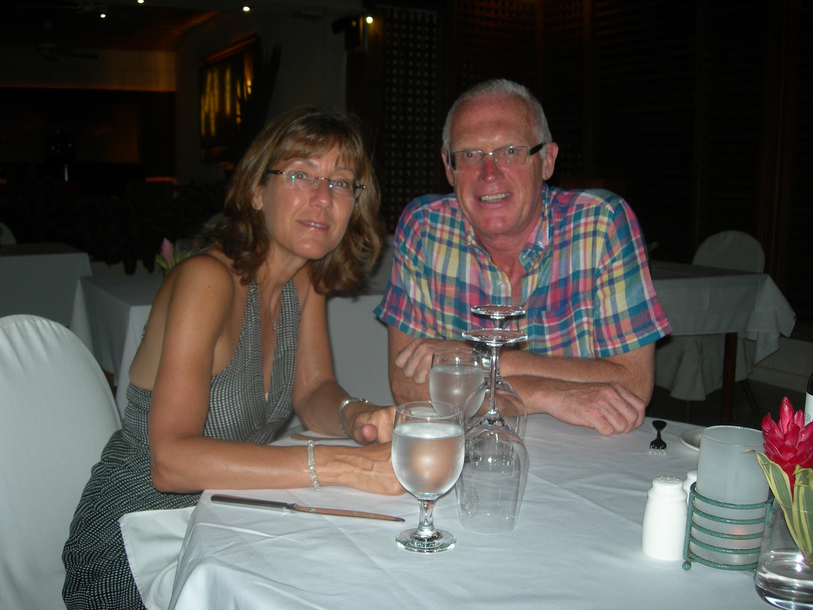 Karen & Colin from Belfast City Centre, United Kingdom