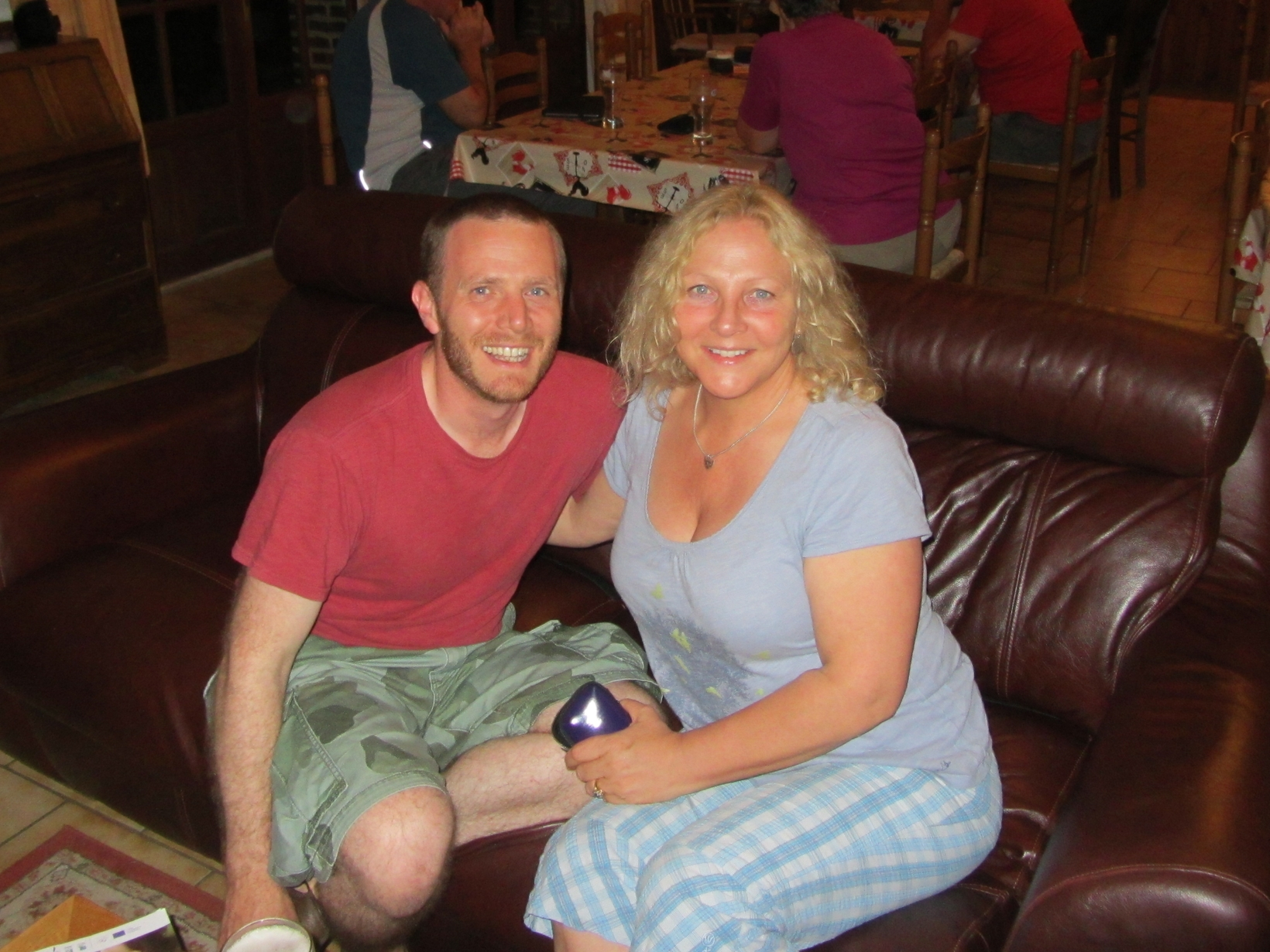 Catherine & Simon from Tillicoultry, United Kingdom
