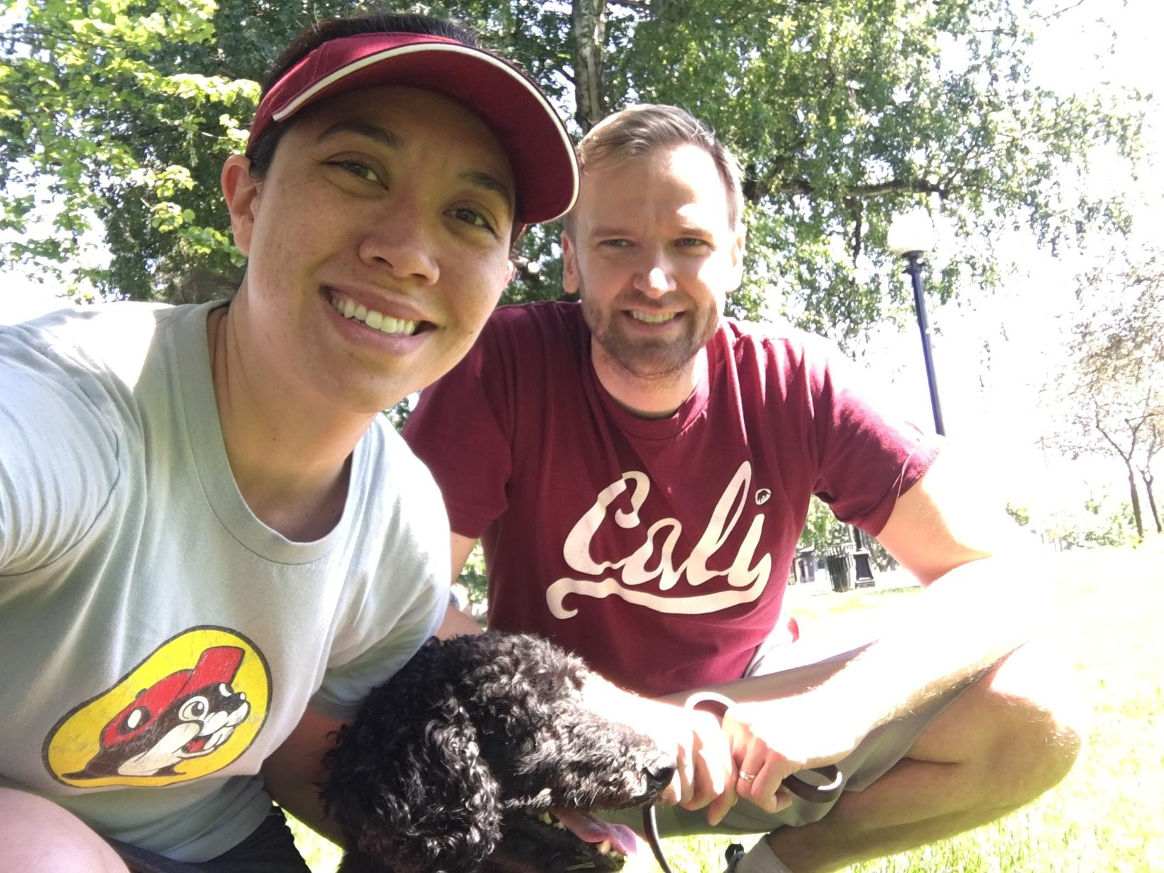 Simone & Erik from Seattle, Washington, United States