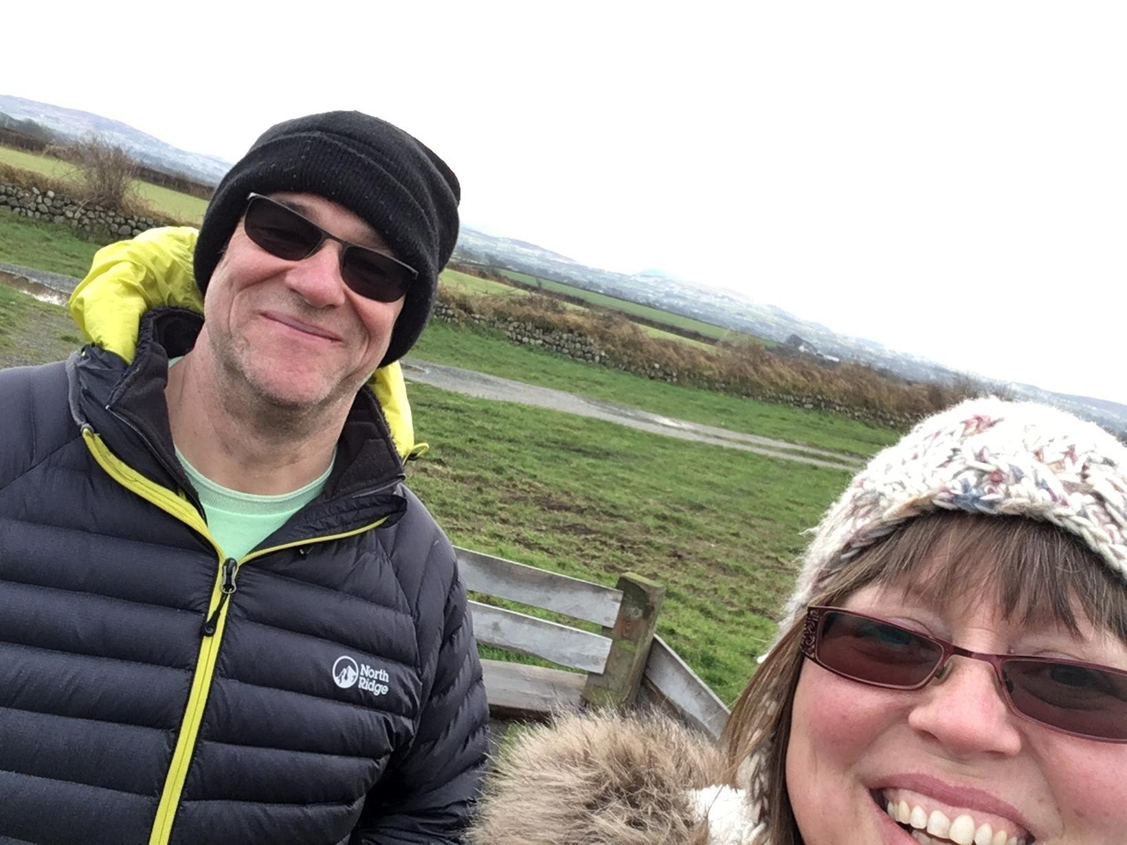 Sarah & John from Llangefni, United Kingdom