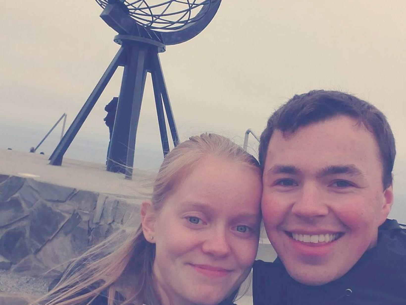 Runar & Andrea from Hammerfest, Norway