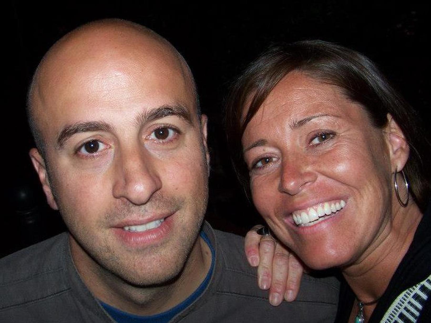 Brenda & Alessandro from Levanto, Italy