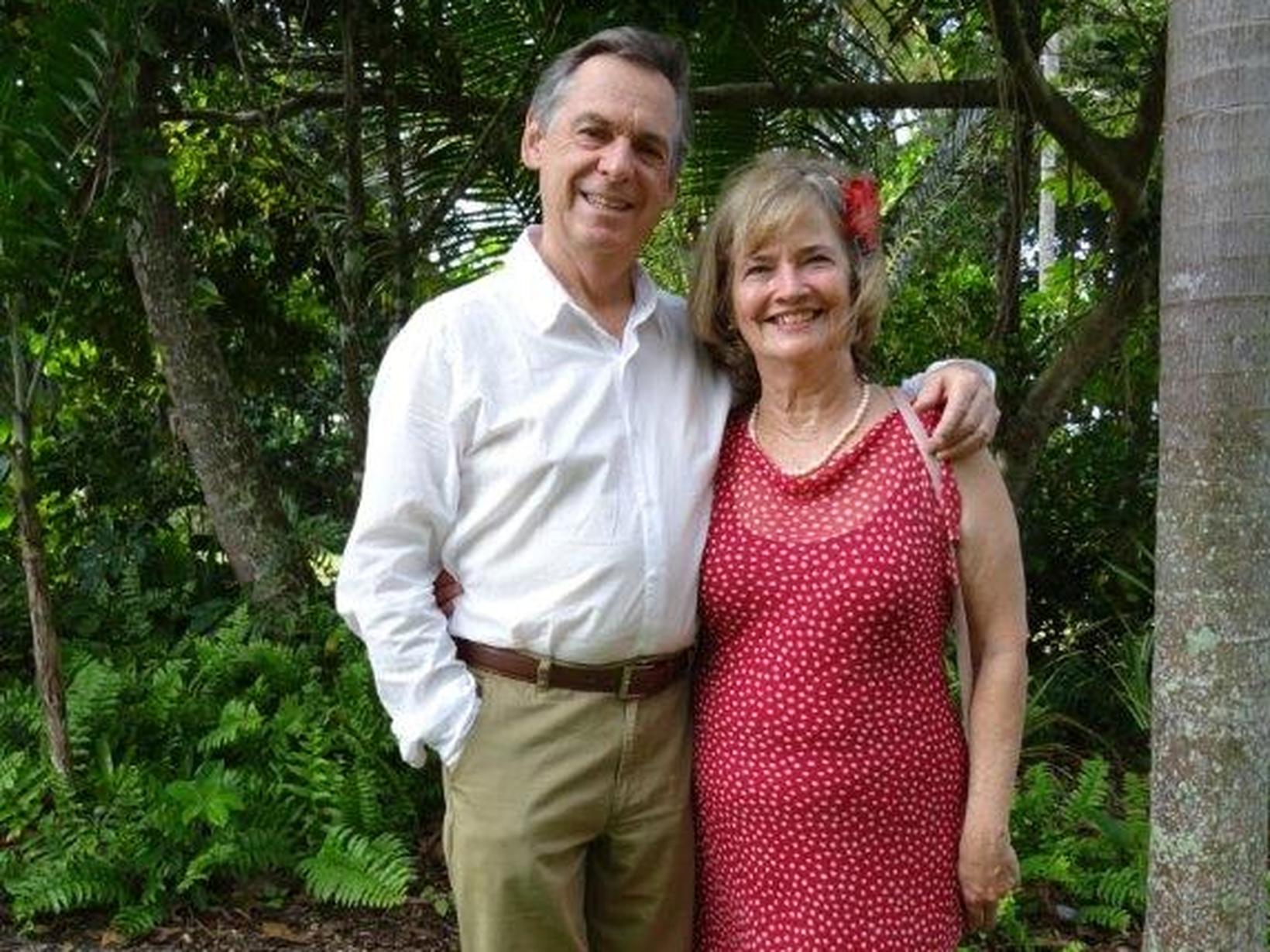 Marlene and geoff & Geoff from Brisbane, Queensland, Australia