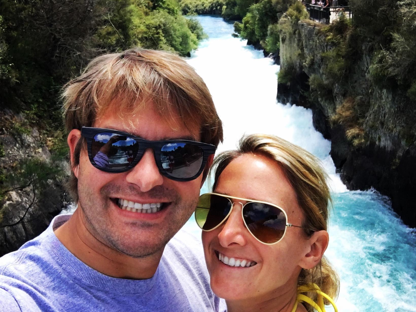 Lauren & Tyler from Fontana, Wisconsin, United States