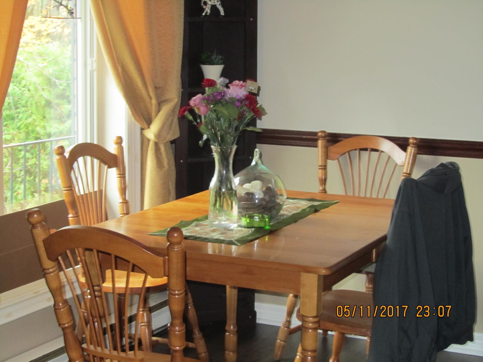 Housesitting assignment in Beaverton, Ontario, Canada