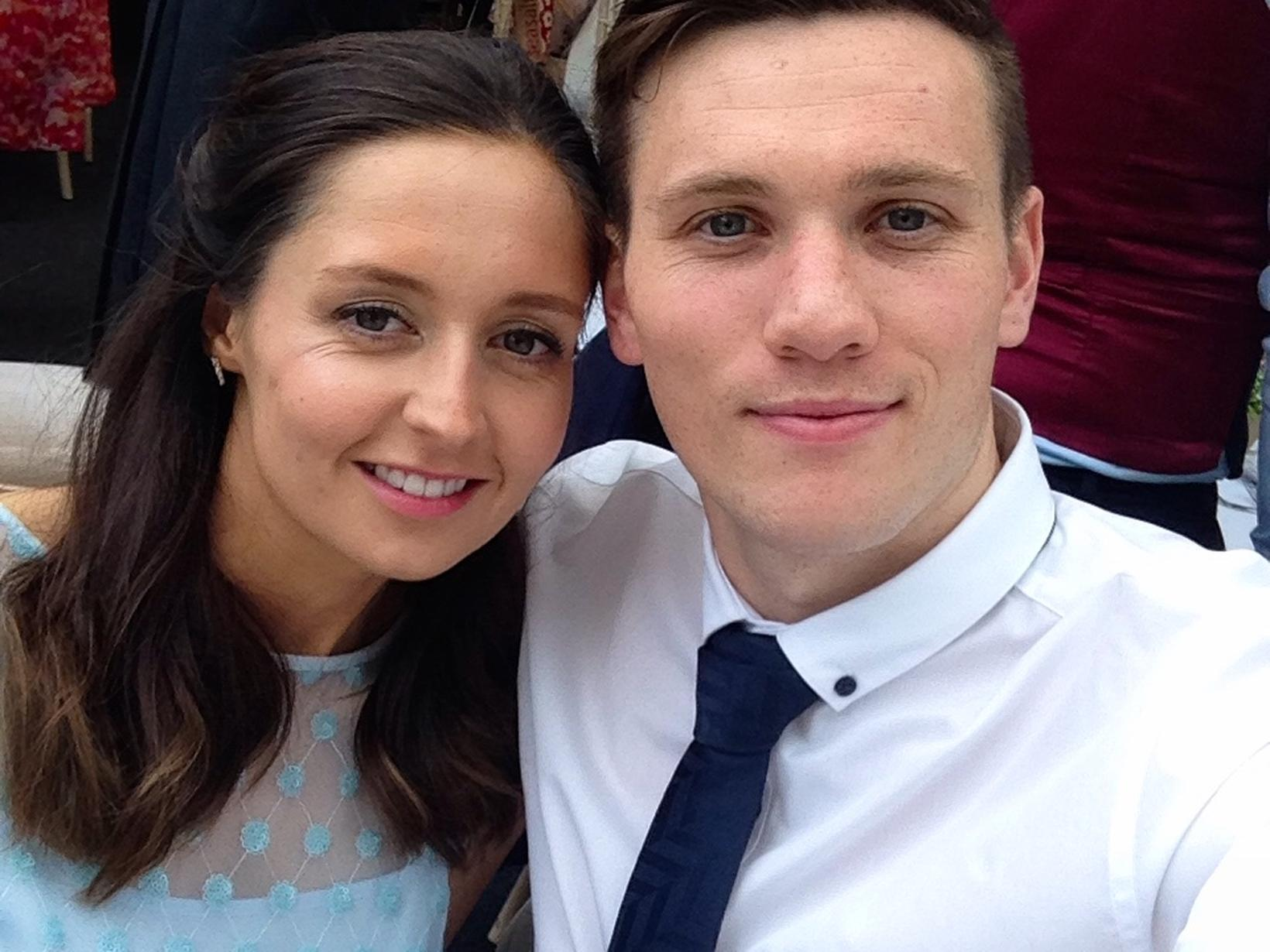 Rachael & Sam from Fareham, United Kingdom