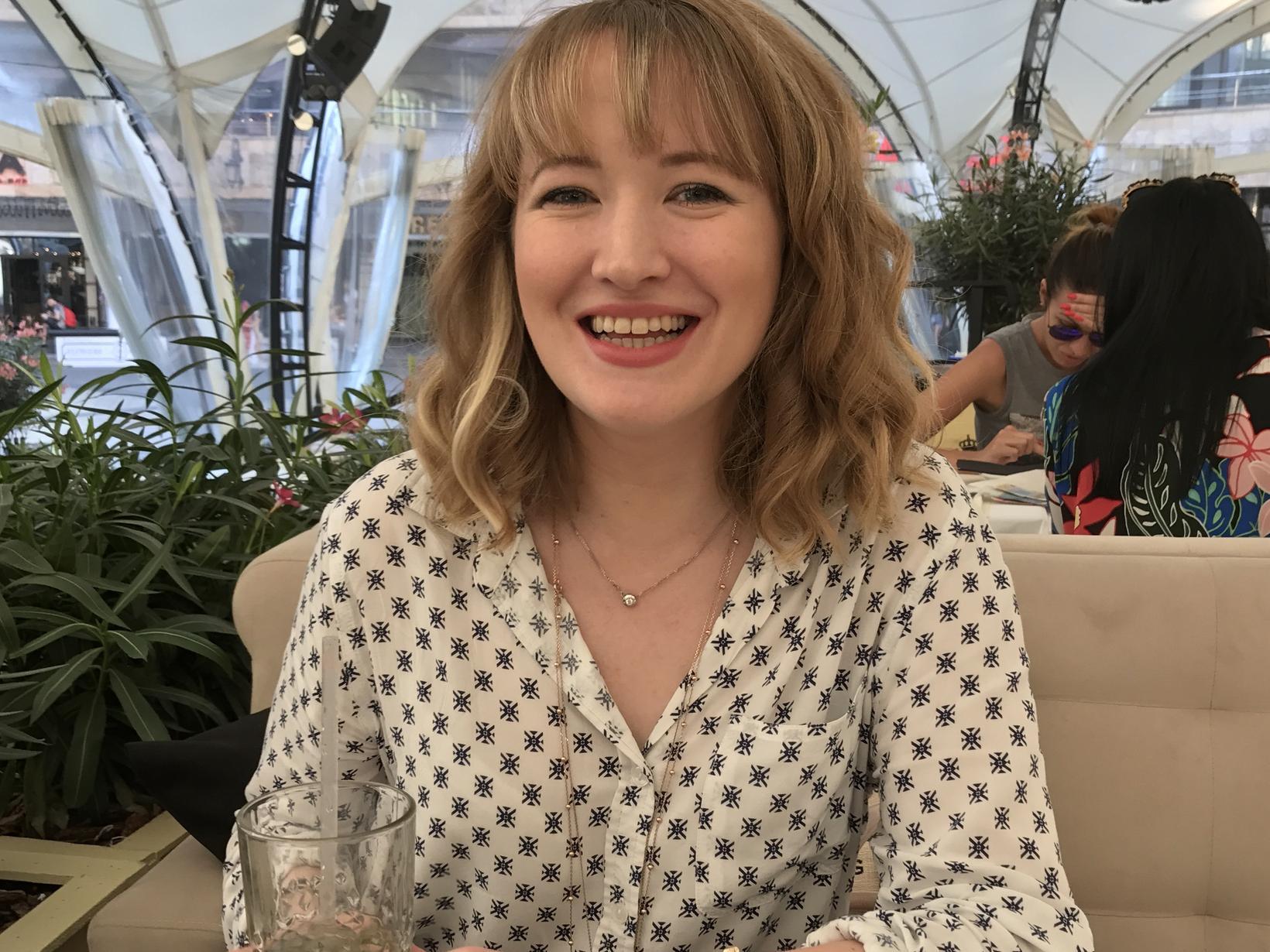Elena from Warsaw, Poland