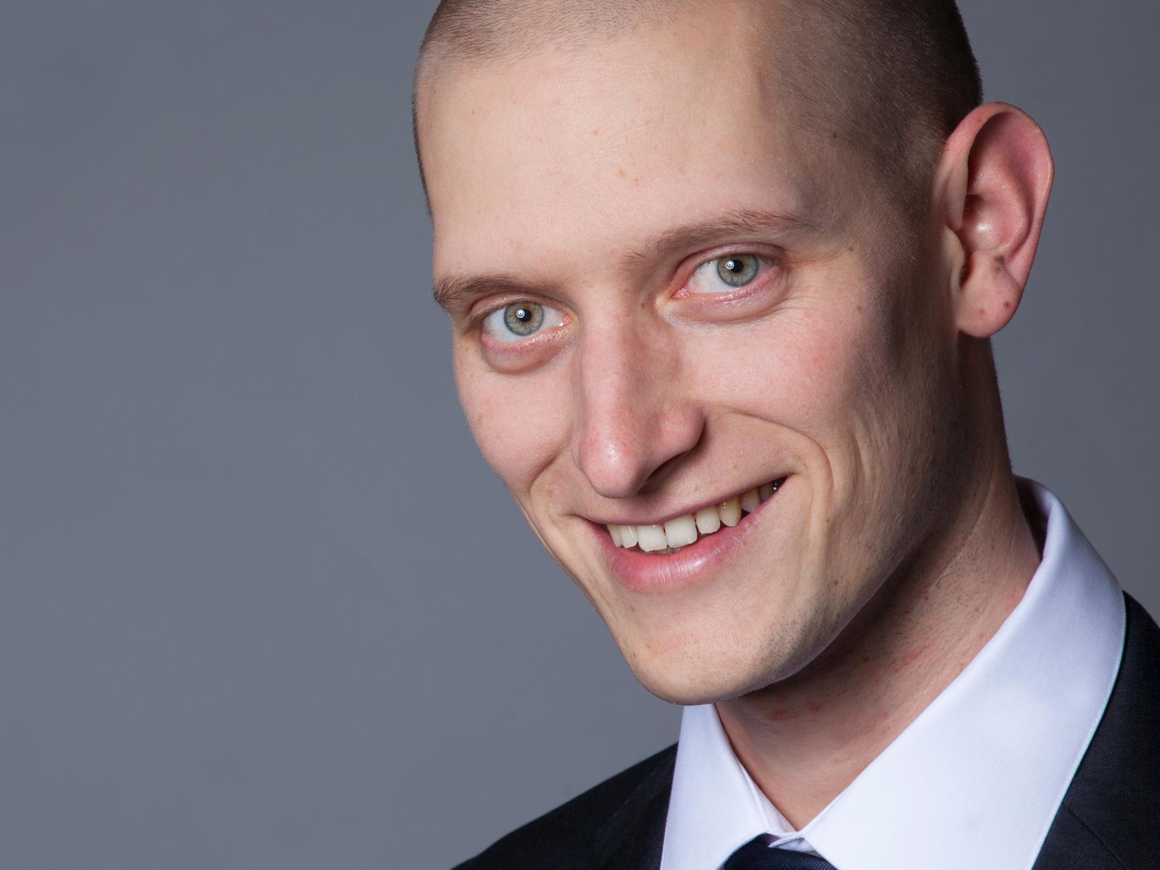 Daniel from Berlin, Germany