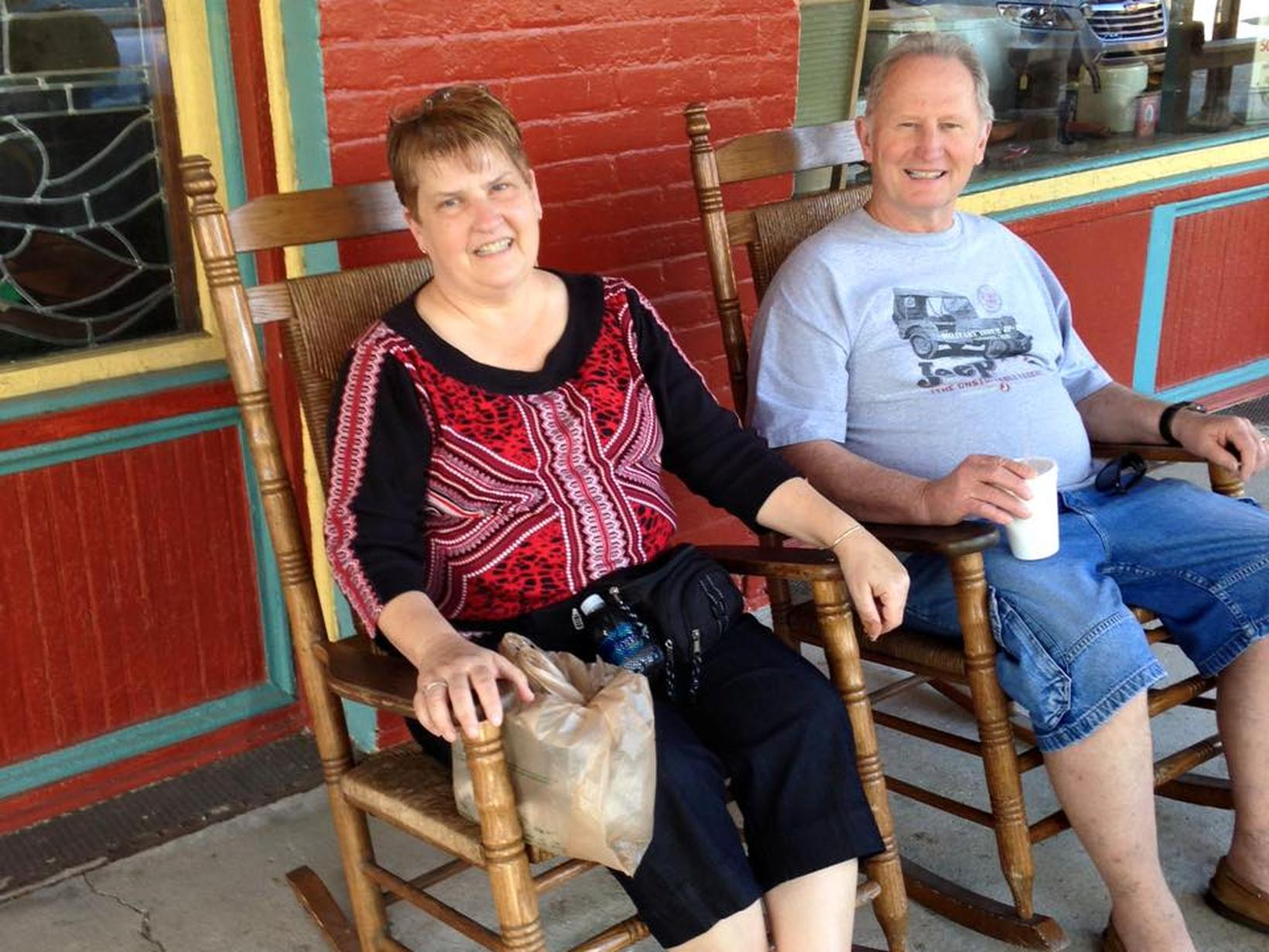 Cheryl & David from Dresden, Ohio, United States