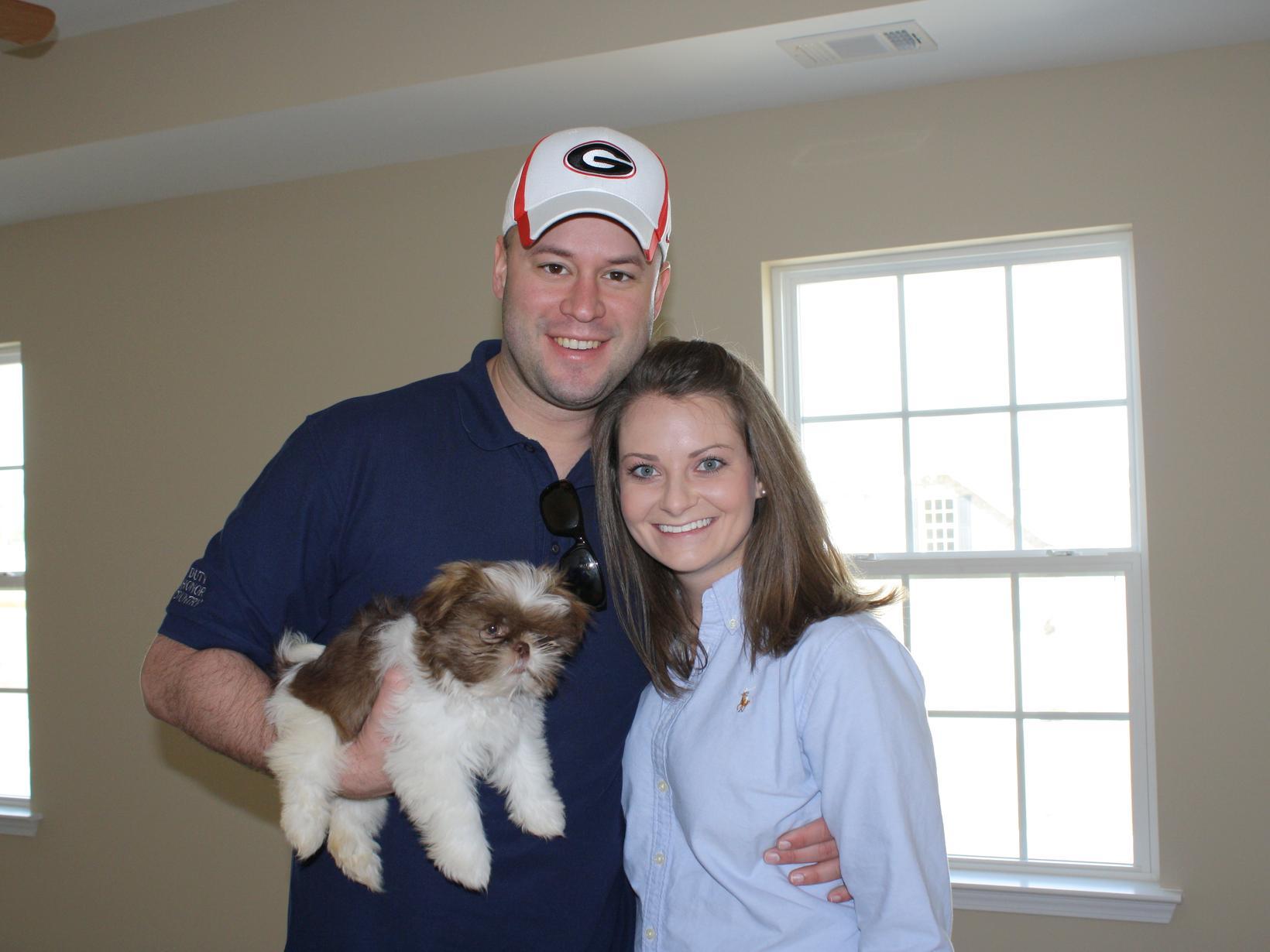 Anna & Mark from Savannah, Georgia, United States