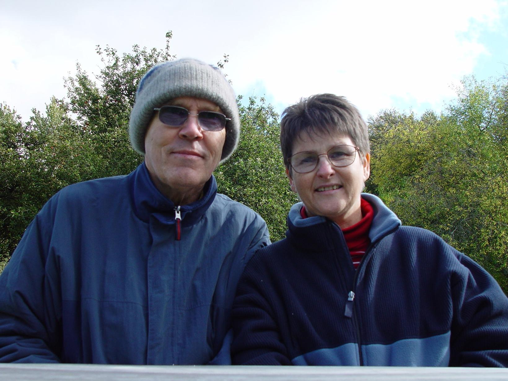 Ken & May from Redbank Plains, Queensland, Australia